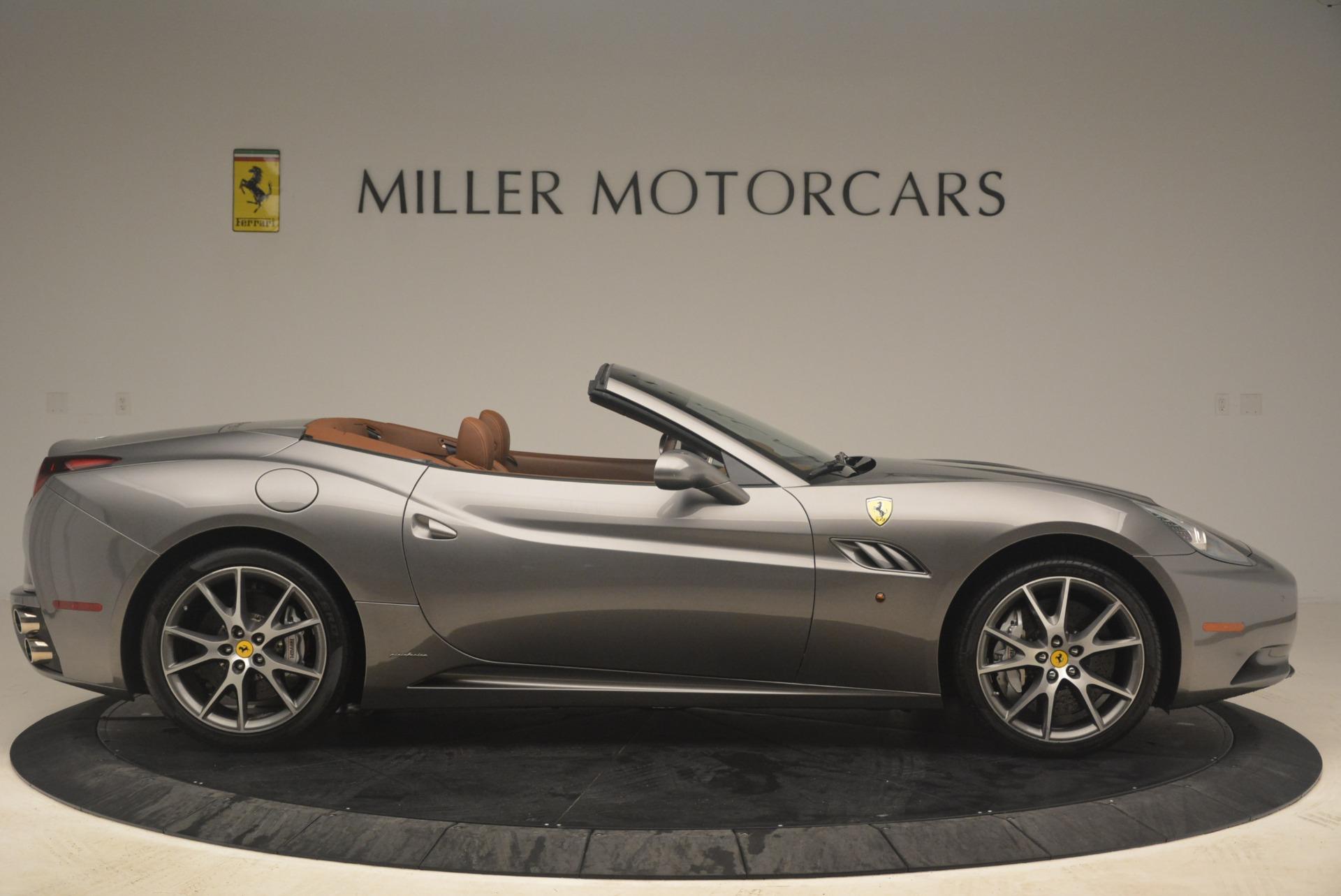 Used 2012 Ferrari California  For Sale In Greenwich, CT 2285_p9