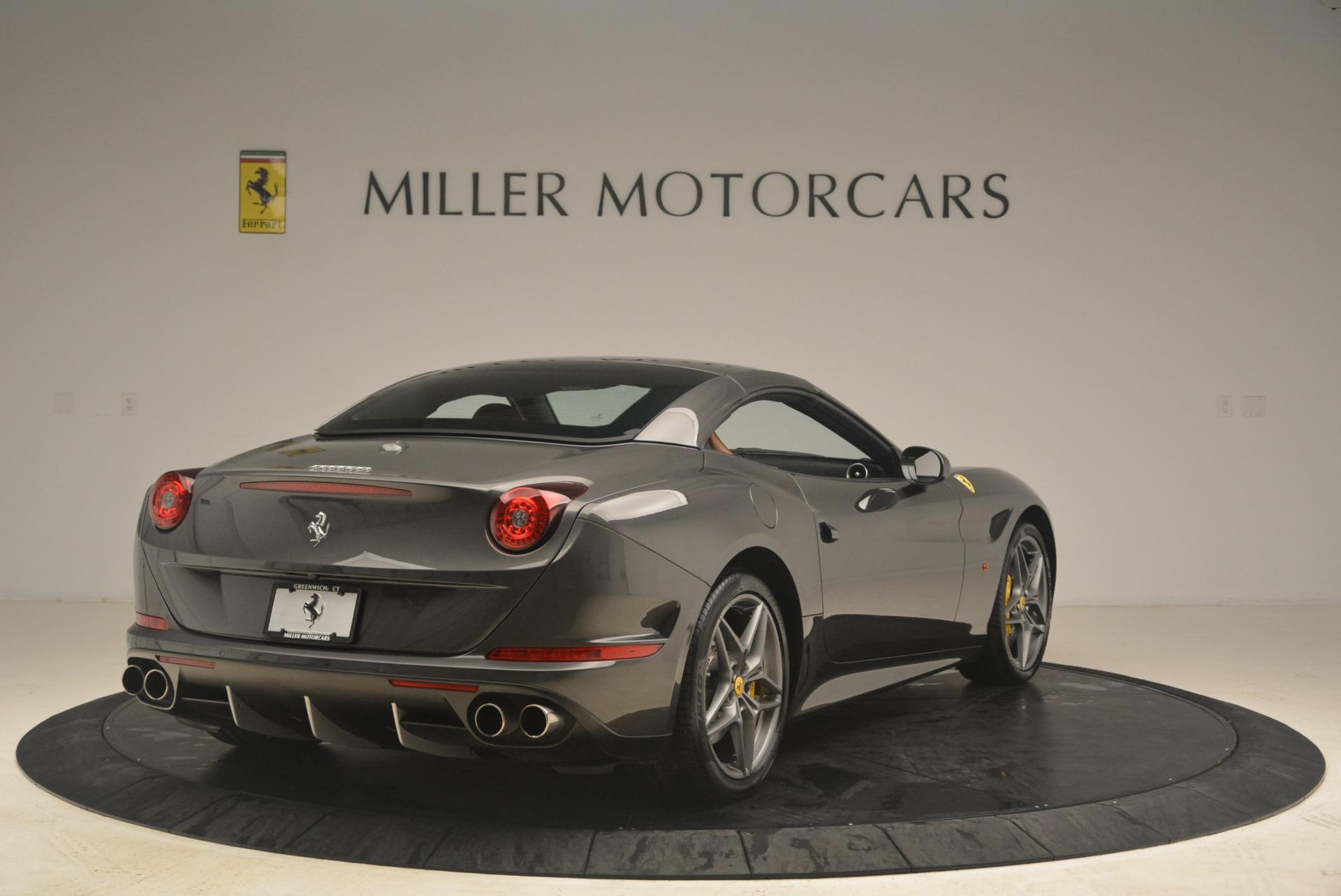 Used 2015 Ferrari California T  For Sale In Greenwich, CT 2286_p19