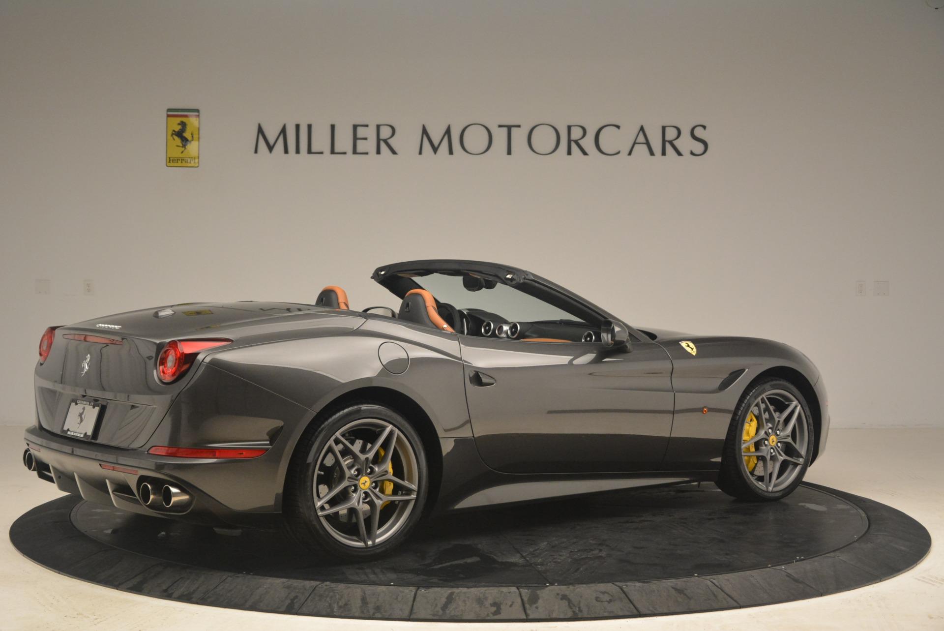 Used 2015 Ferrari California T  For Sale In Greenwich, CT 2286_p8