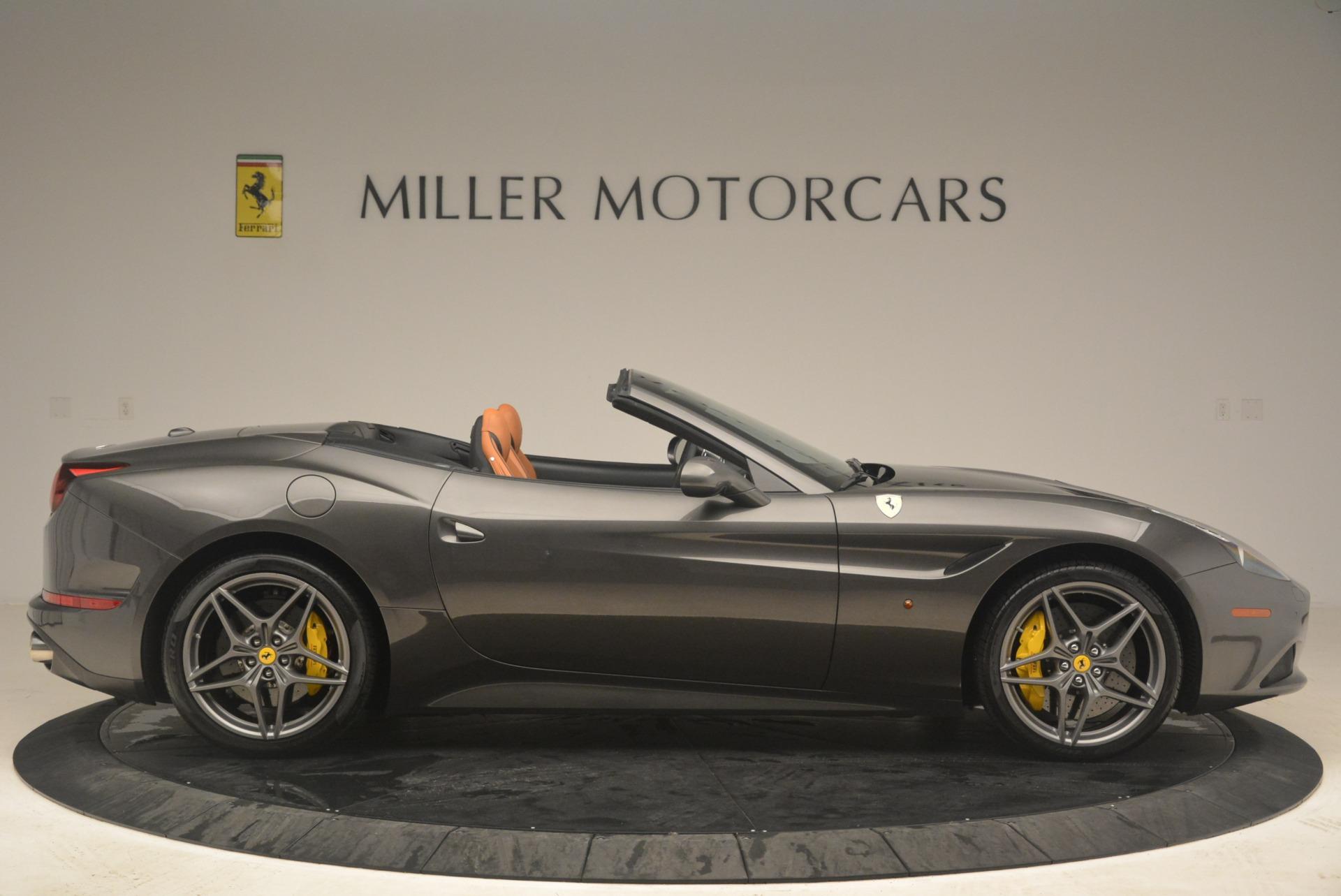 Used 2015 Ferrari California T  For Sale In Greenwich, CT 2286_p9