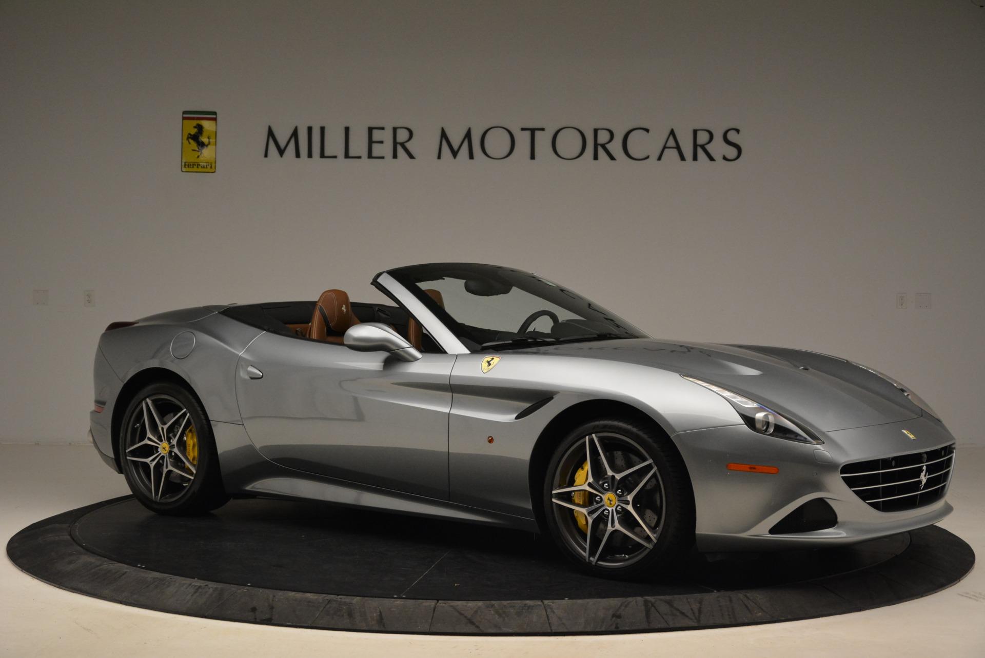 Used 2018 Ferrari California T  For Sale In Greenwich, CT 2287_p10