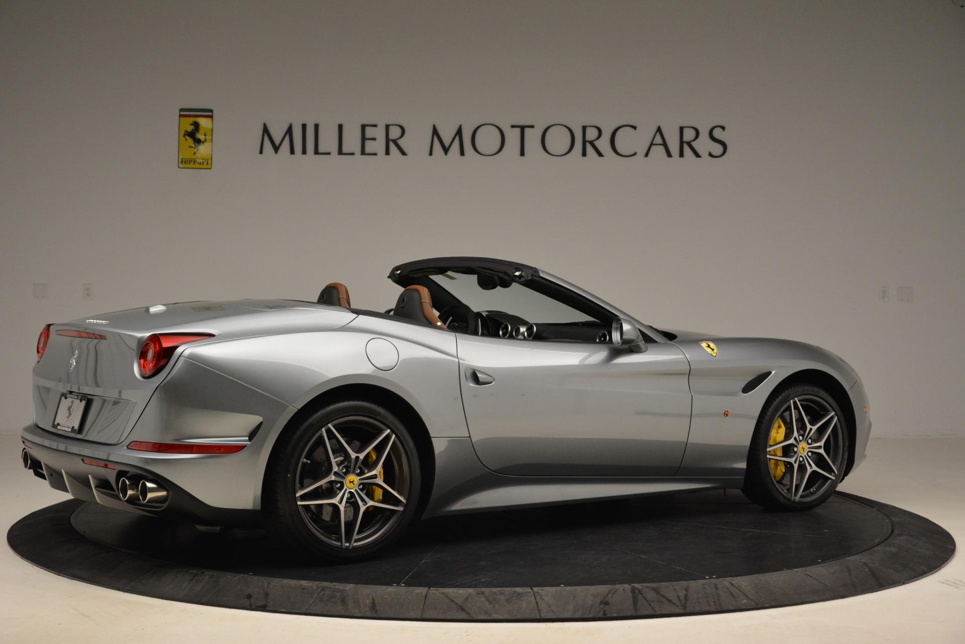 Used 2018 Ferrari California T  For Sale In Greenwich, CT 2287_p8