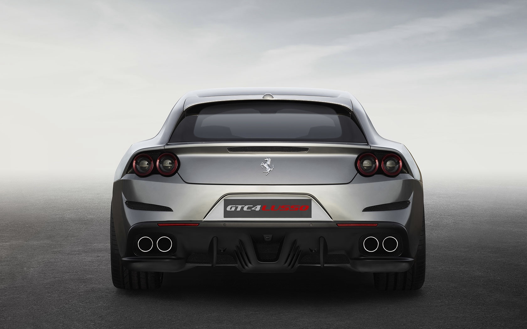 New 2019 Ferrari GTC4LUSSO  For Sale In Greenwich, CT 229_p3