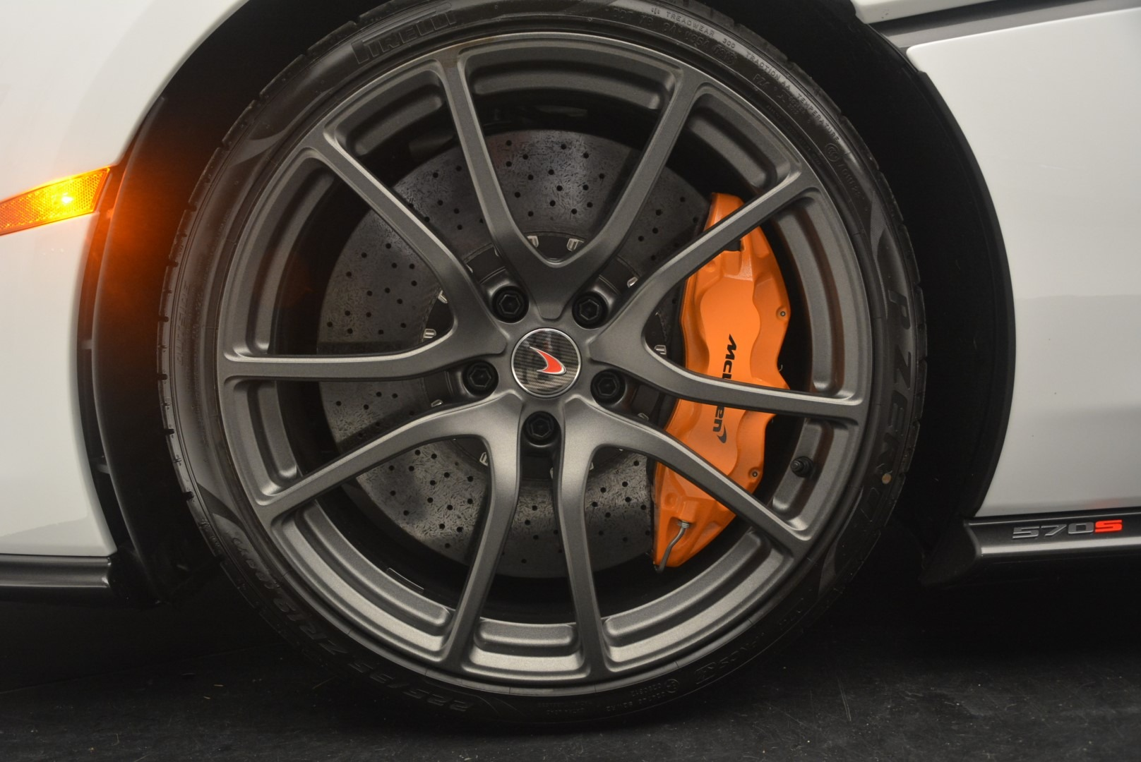 Used 2018 McLaren 570S Track Pack For Sale In Greenwich, CT 2290_p15