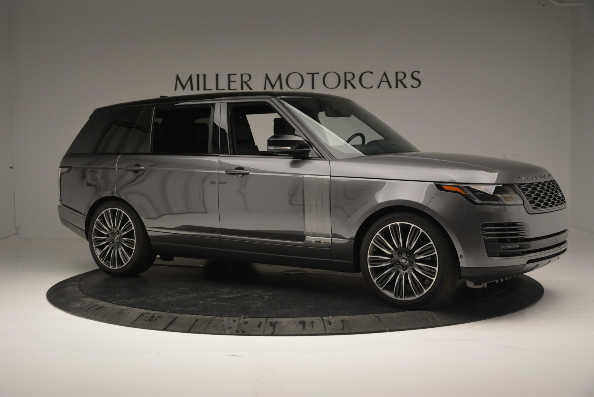 Used 2018 Land Rover Range Rover Supercharged LWB For Sale In Greenwich, CT 2291_p10