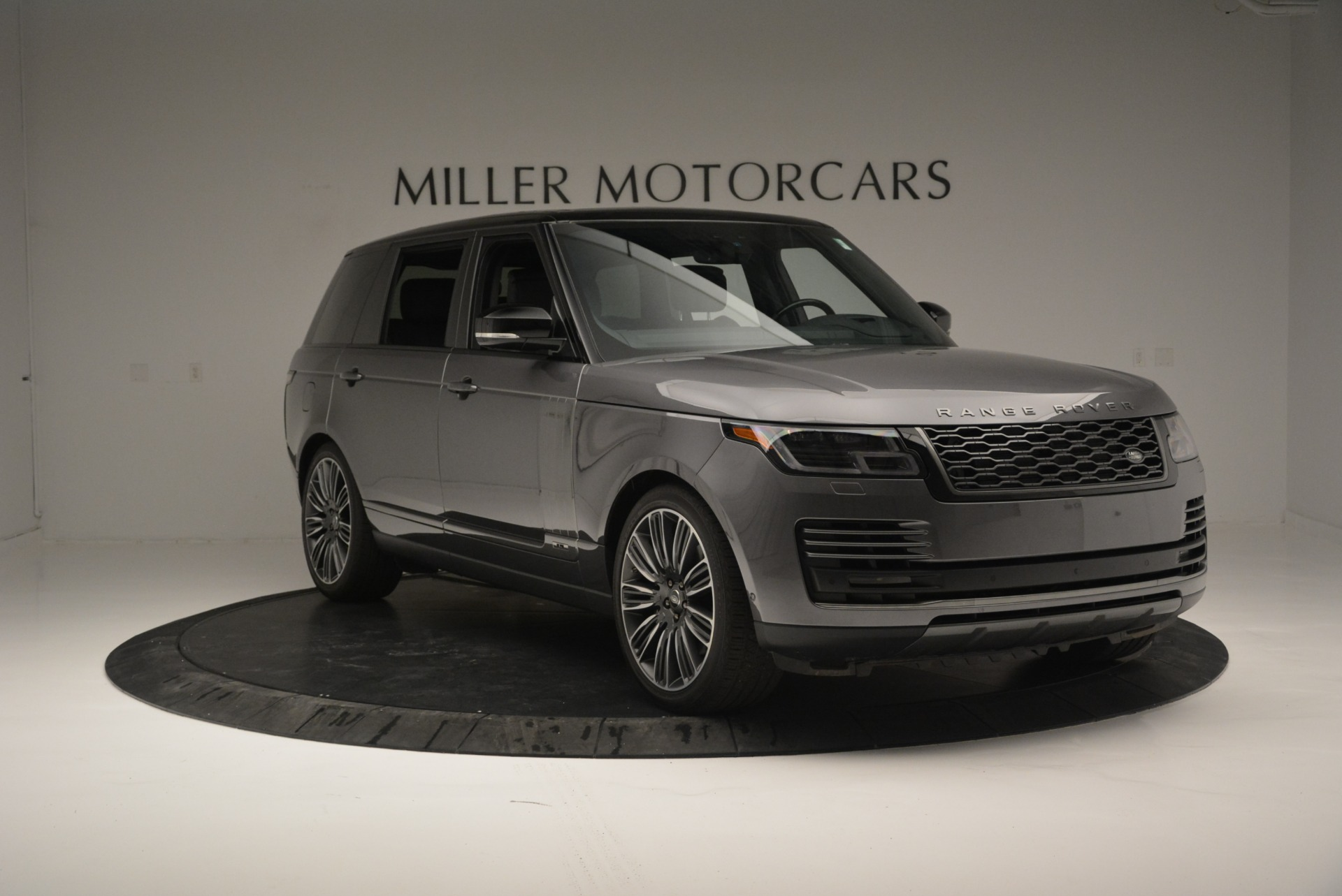 Used 2018 Land Rover Range Rover Supercharged LWB For Sale In Greenwich, CT 2291_p11