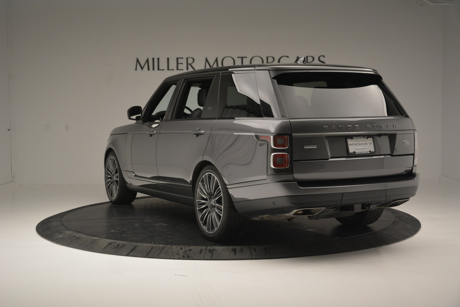 Used 2018 Land Rover Range Rover Supercharged LWB For Sale In Greenwich, CT 2291_p5