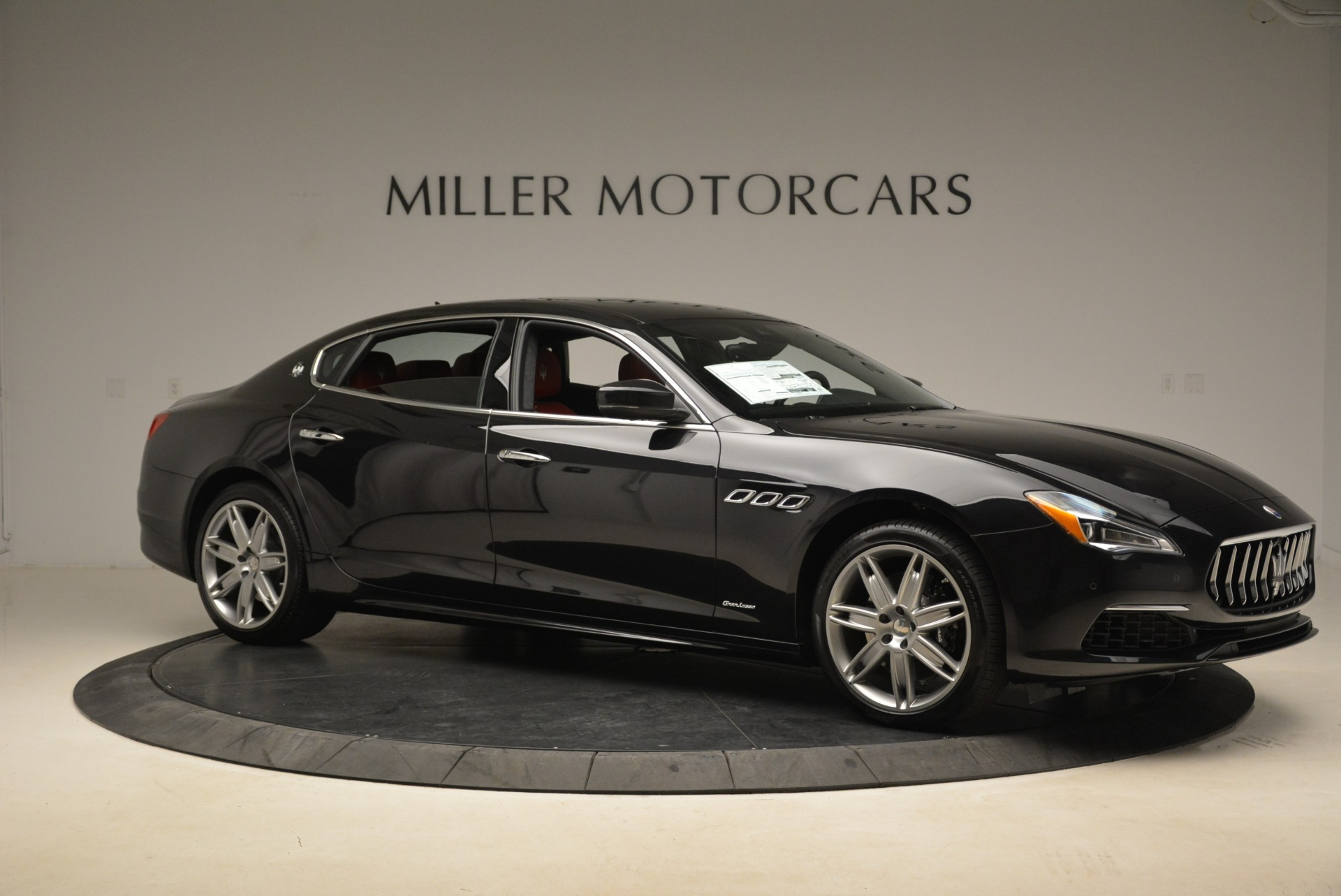 New 2018 Maserati Quattroporte S Q4 GranLusso For Sale In Greenwich, CT 2293_p10