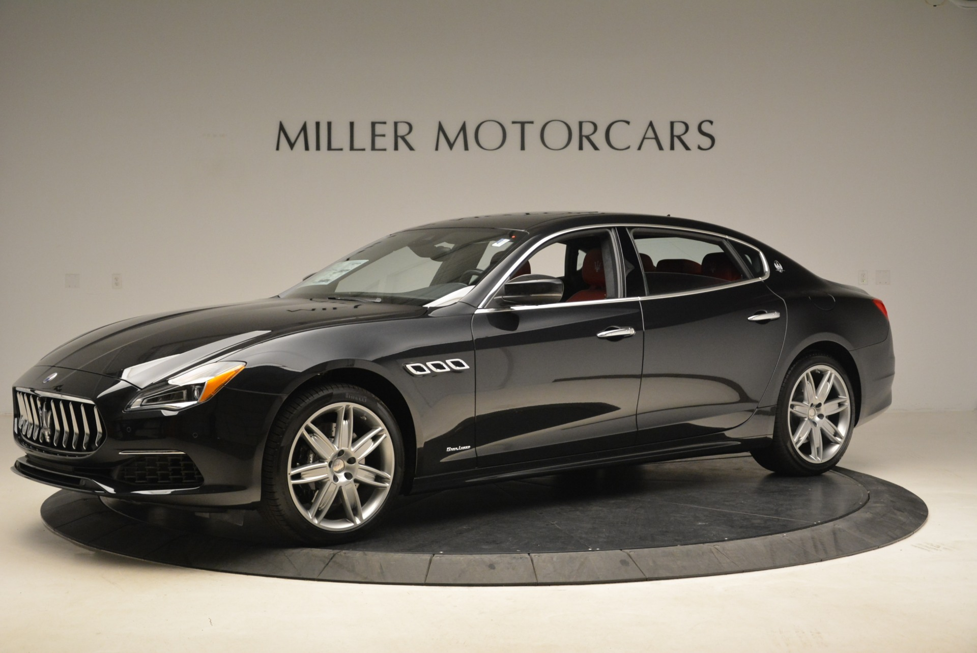 New 2018 Maserati Quattroporte S Q4 GranLusso For Sale In Greenwich, CT 2293_p2