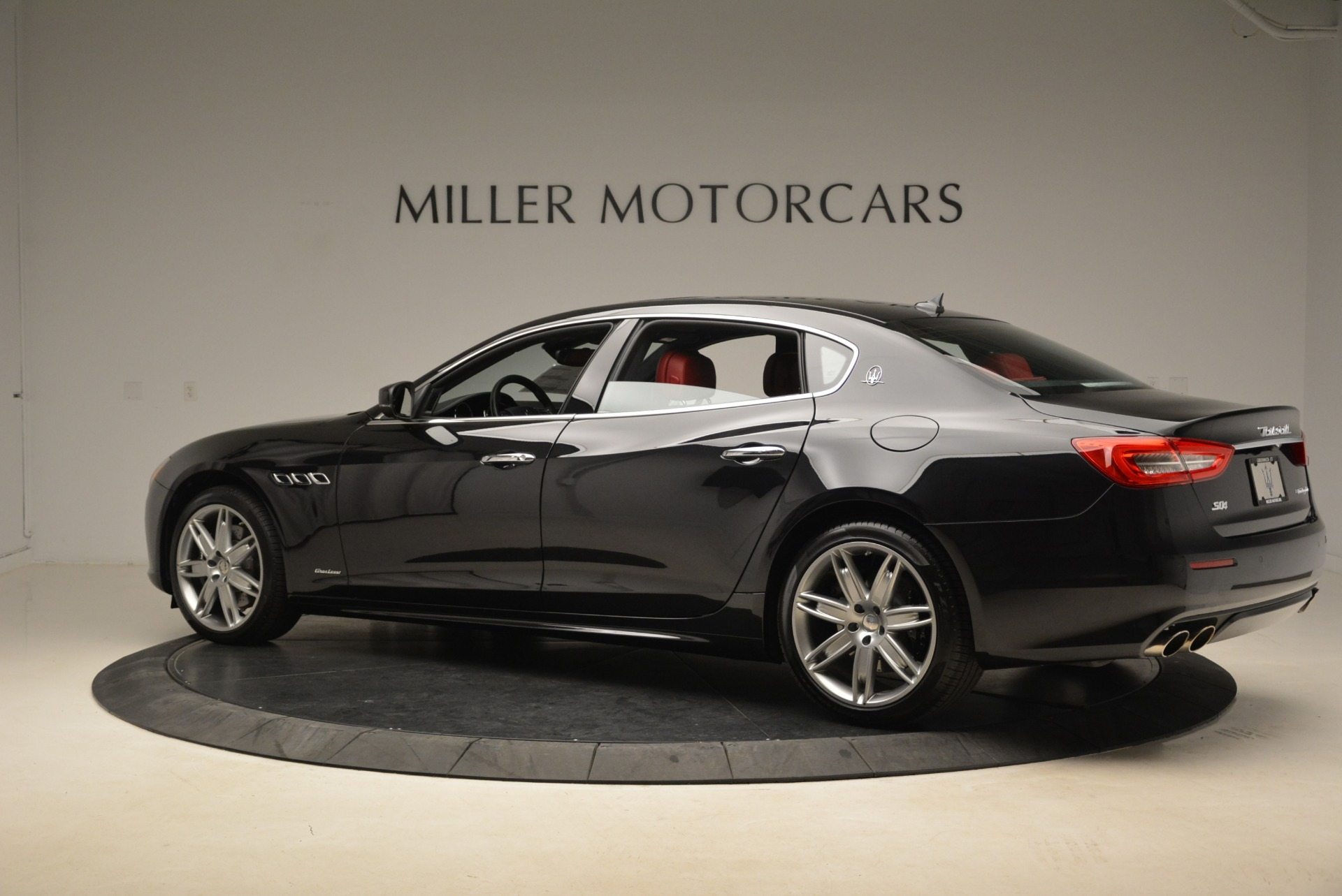New 2018 Maserati Quattroporte S Q4 GranLusso For Sale In Greenwich, CT 2293_p4