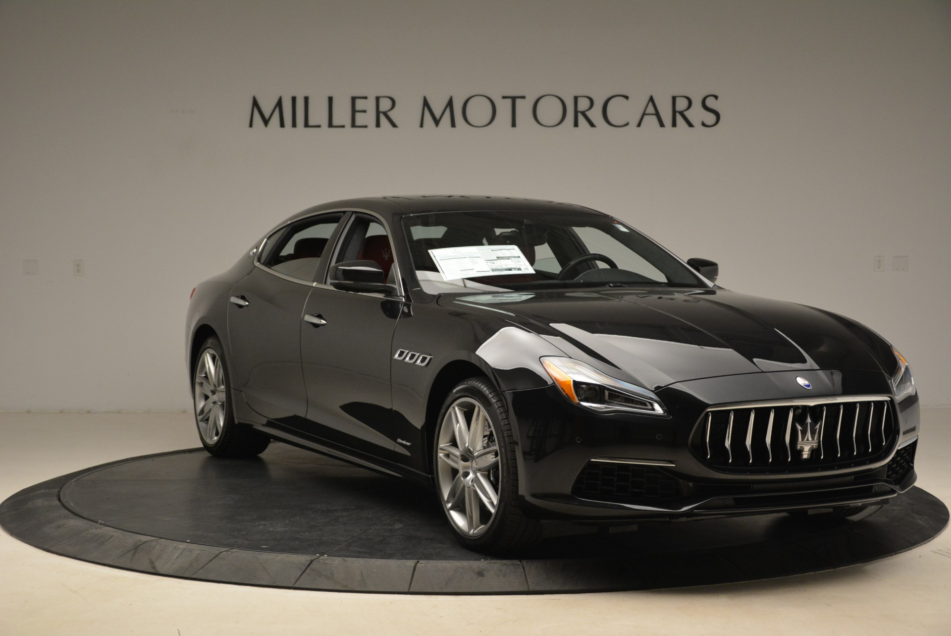 New 2018 Maserati Quattroporte S Q4 GranLusso For Sale In Greenwich, CT 2296_p11