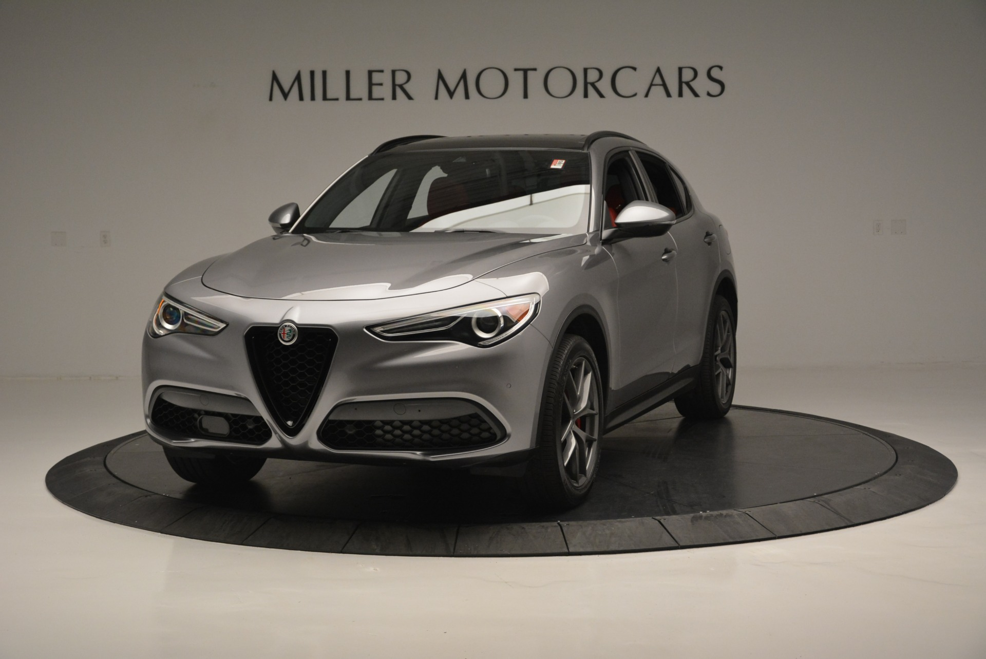 New 2018 Alfa Romeo Stelvio Ti Sport Q4 For Sale In Greenwich, CT 2299_main