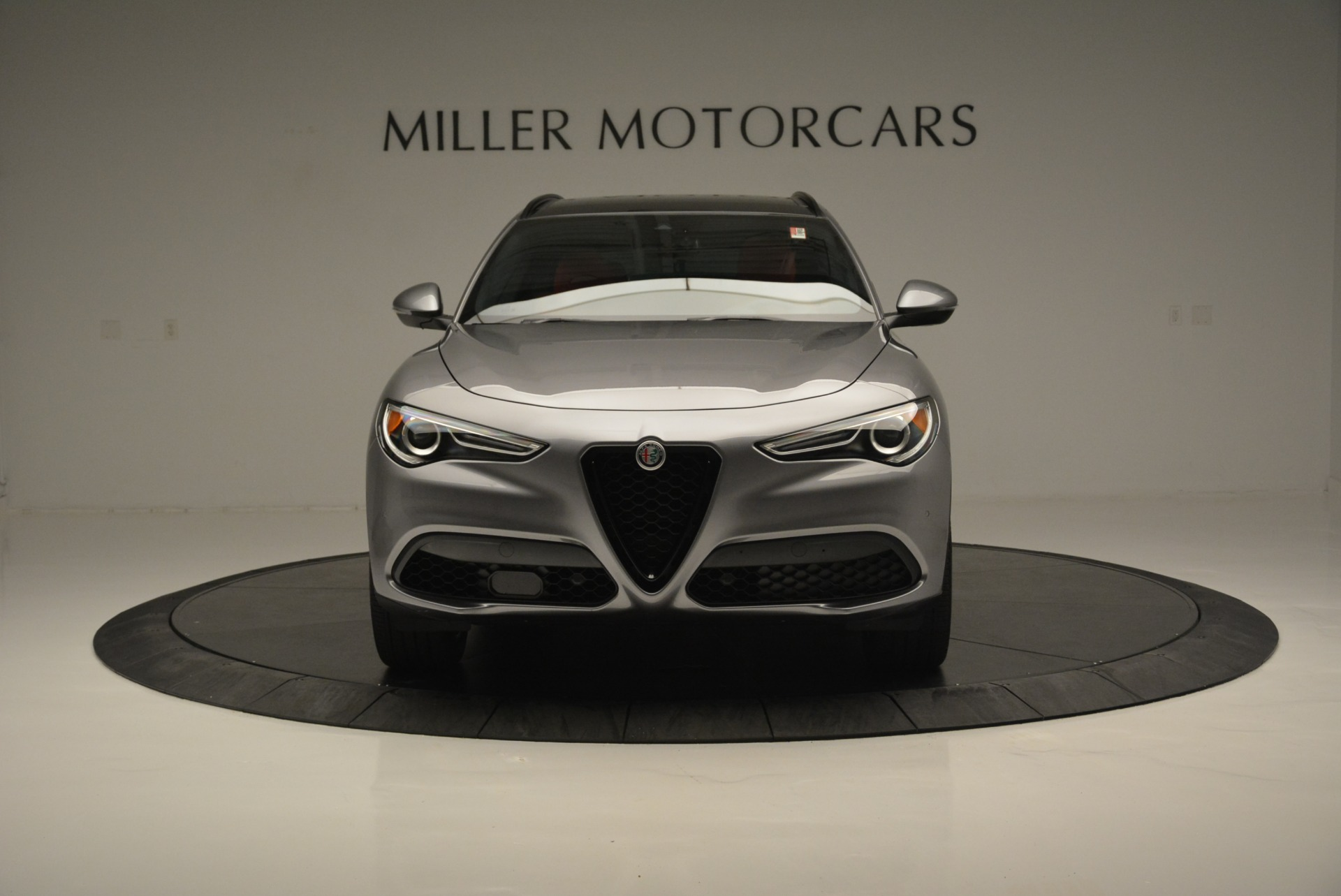 New 2018 Alfa Romeo Stelvio Ti Sport Q4 For Sale In Greenwich, CT 2299_p12
