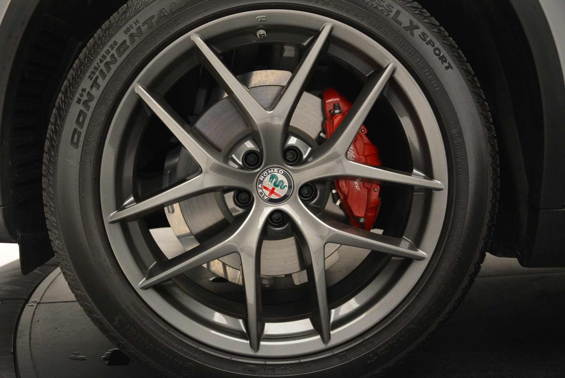 New 2018 Alfa Romeo Stelvio Ti Sport Q4 For Sale In Greenwich, CT 2299_p28