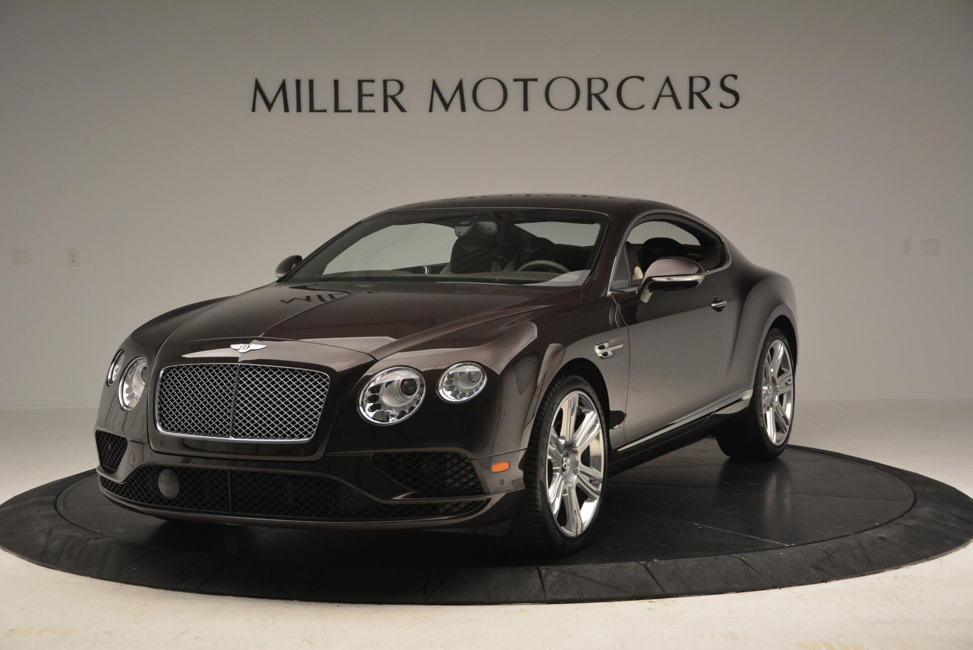 Used 2016 Bentley Continental GT W12 For Sale In Greenwich, CT 23_main
