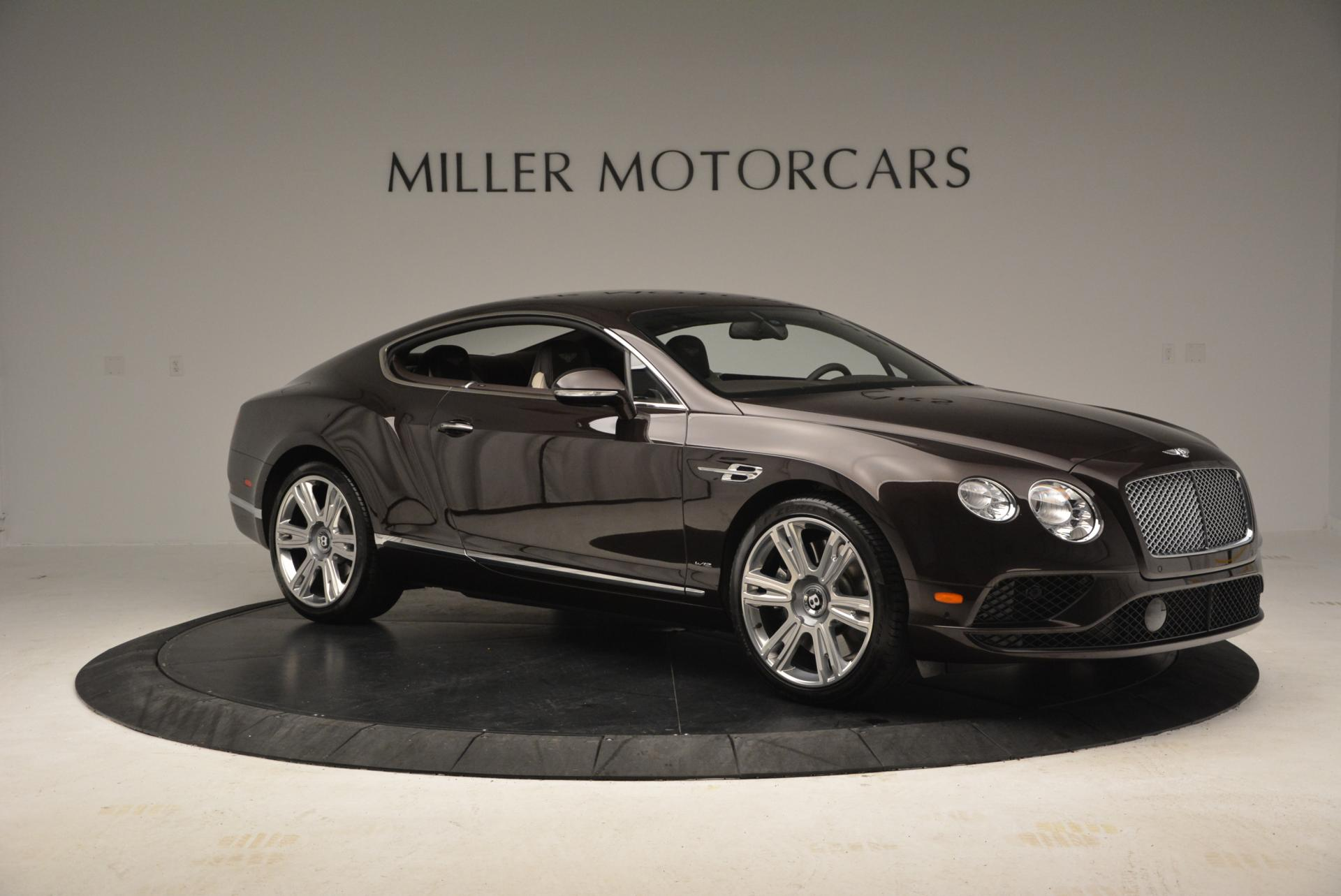 Used 2016 Bentley Continental GT W12 For Sale In Greenwich, CT 23_p10