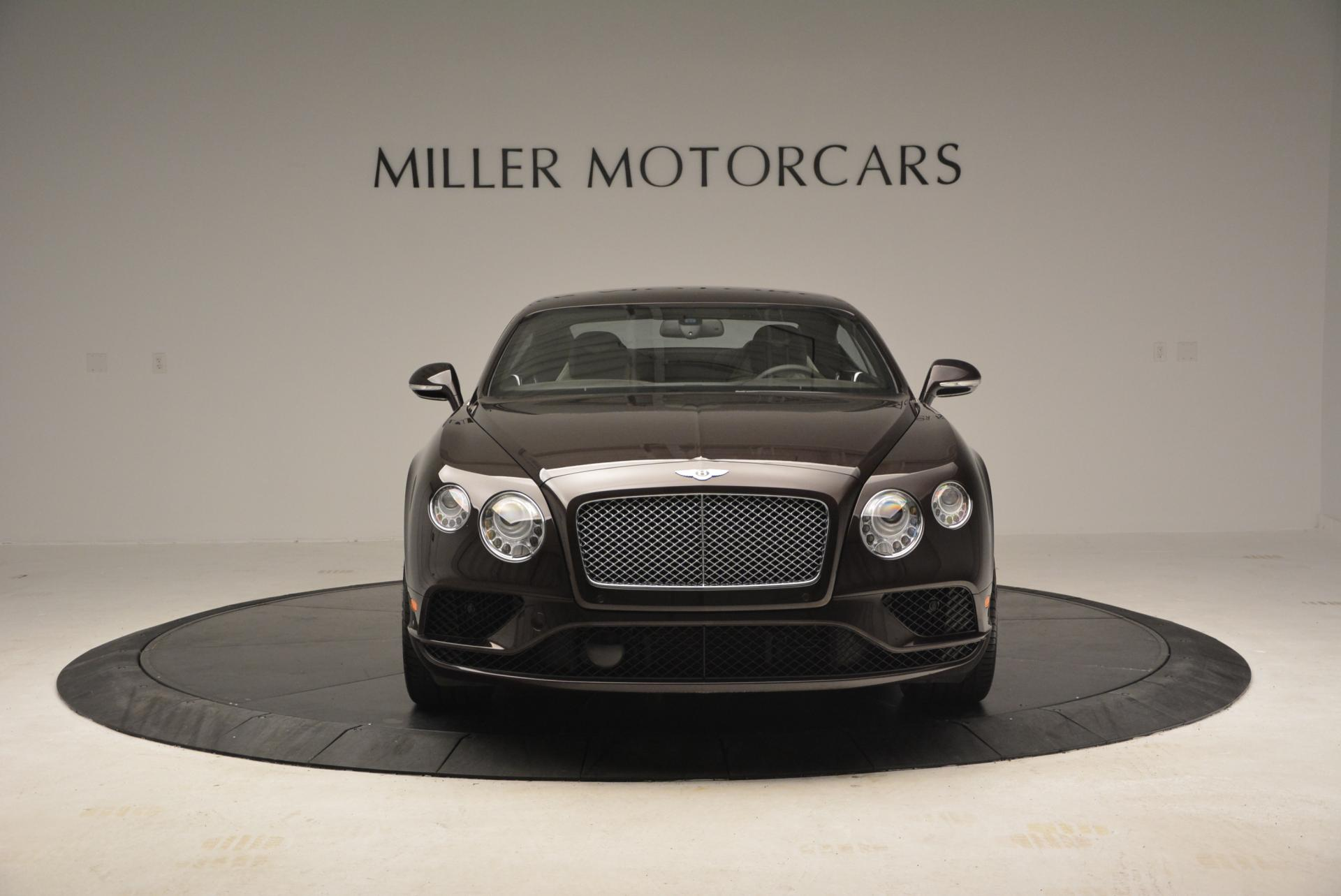 Used 2016 Bentley Continental GT W12 For Sale In Greenwich, CT 23_p12