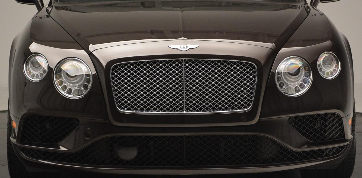 Used 2016 Bentley Continental GT W12 For Sale In Greenwich, CT 23_p13