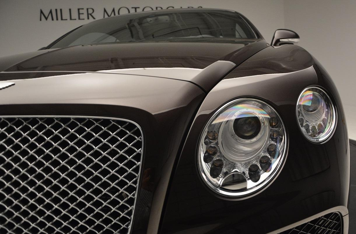 Used 2016 Bentley Continental GT W12 For Sale In Greenwich, CT 23_p15