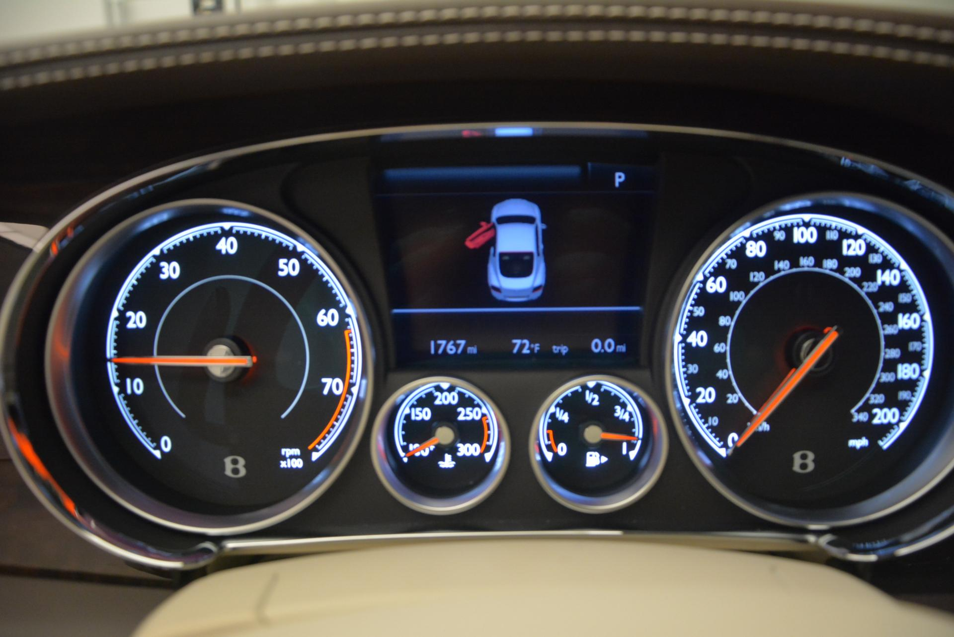 Used 2016 Bentley Continental GT W12 For Sale In Greenwich, CT 23_p29