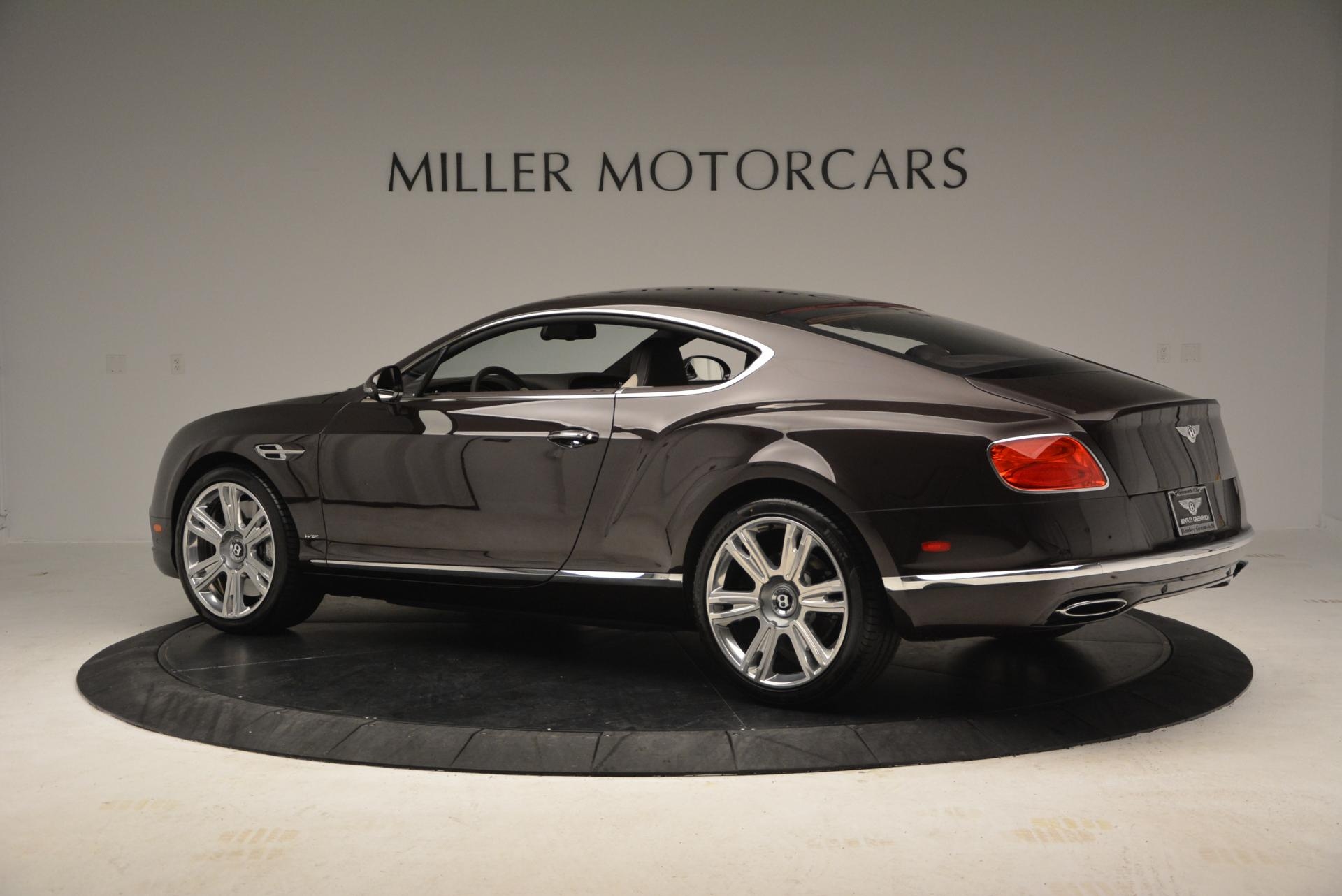 Used 2016 Bentley Continental GT W12 For Sale In Greenwich, CT 23_p4
