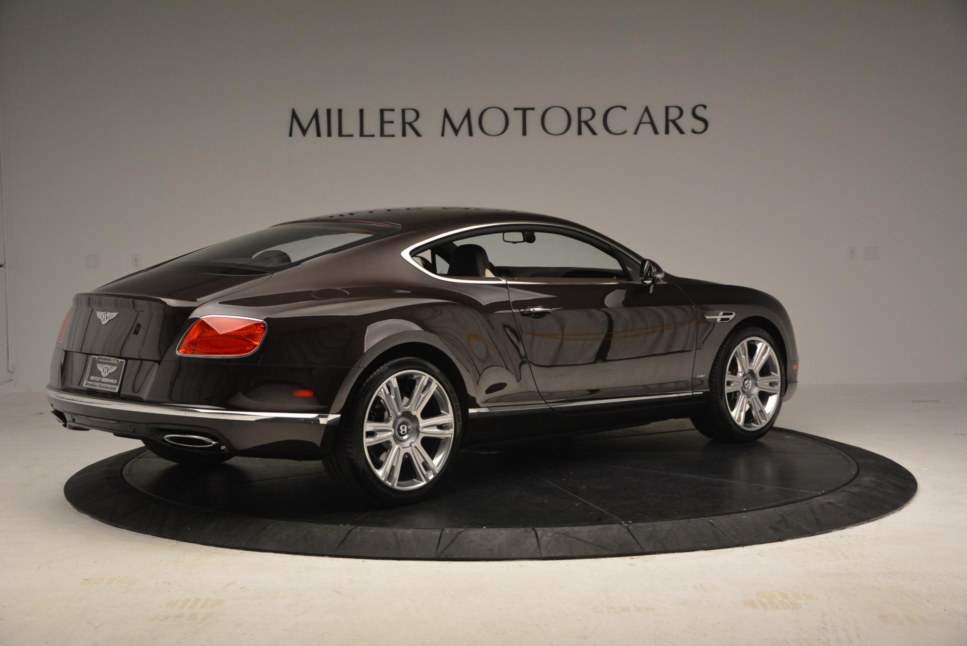 Used 2016 Bentley Continental GT W12 For Sale In Greenwich, CT 23_p8