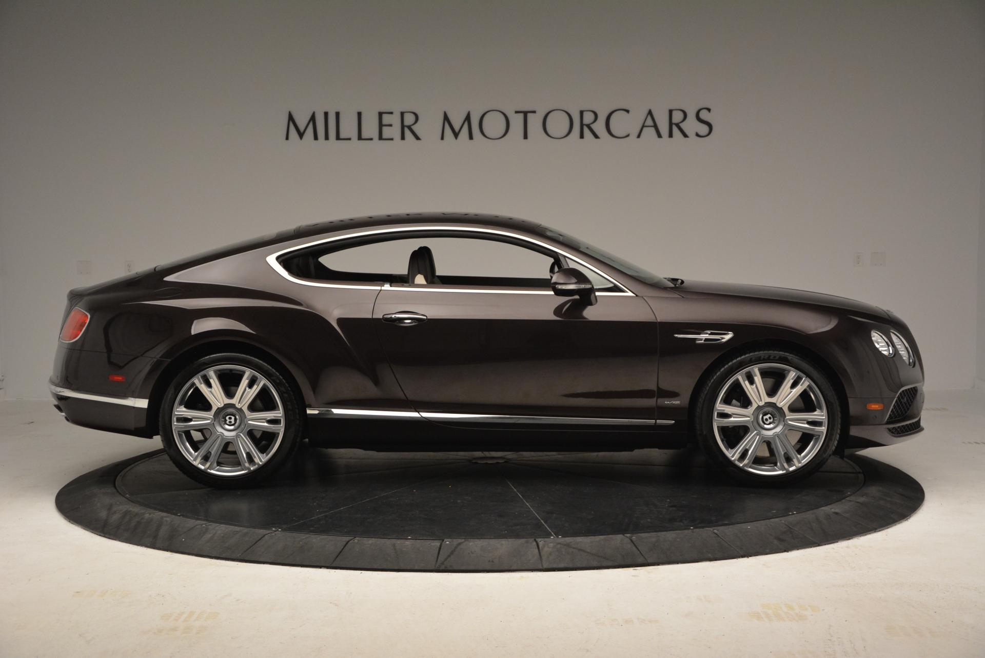 Used 2016 Bentley Continental GT W12 For Sale In Greenwich, CT 23_p9