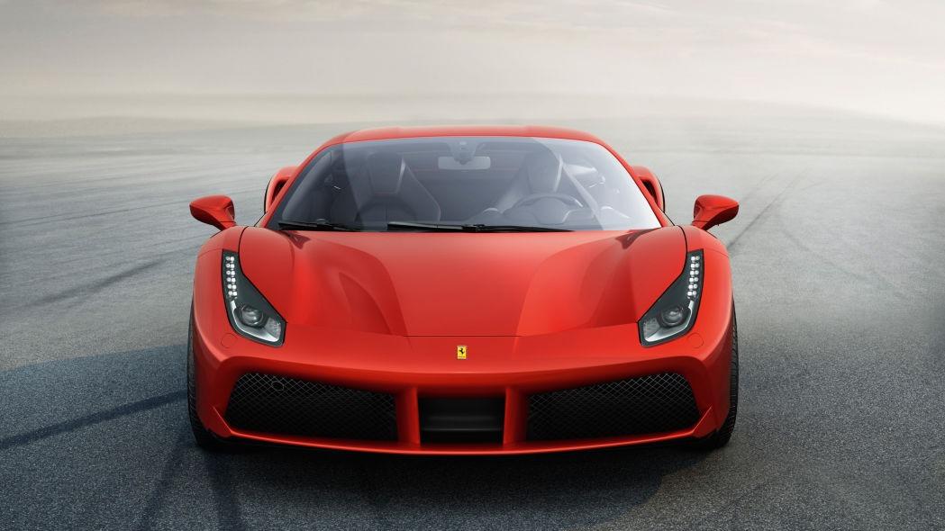 New 2019 Ferrari 488 GTB  For Sale In Greenwich, CT 230_p4