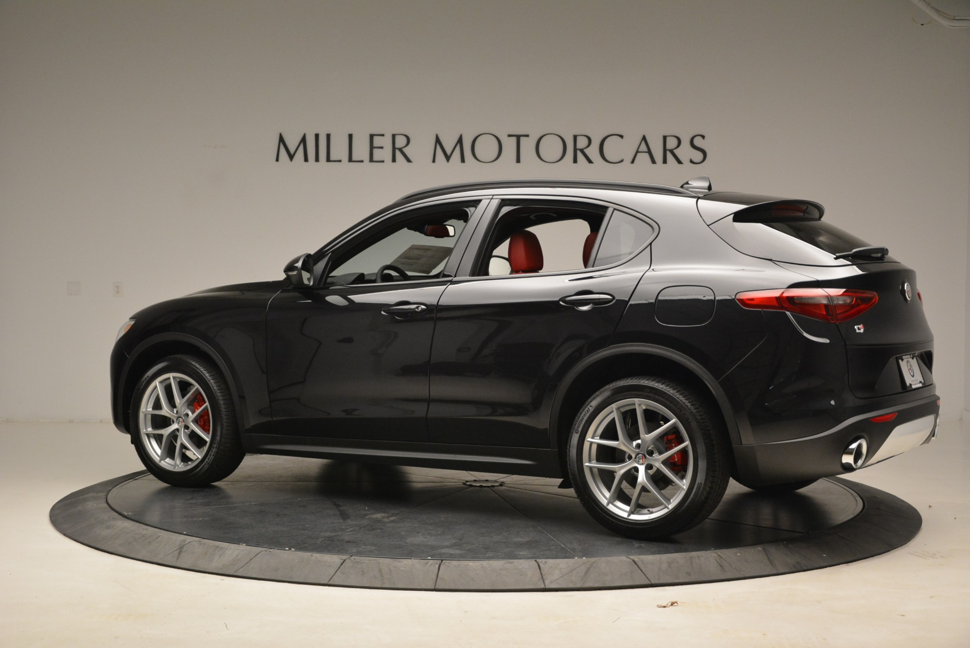 New 2018 Alfa Romeo Stelvio Ti Sport Q4 For Sale In Greenwich, CT 2300_p4