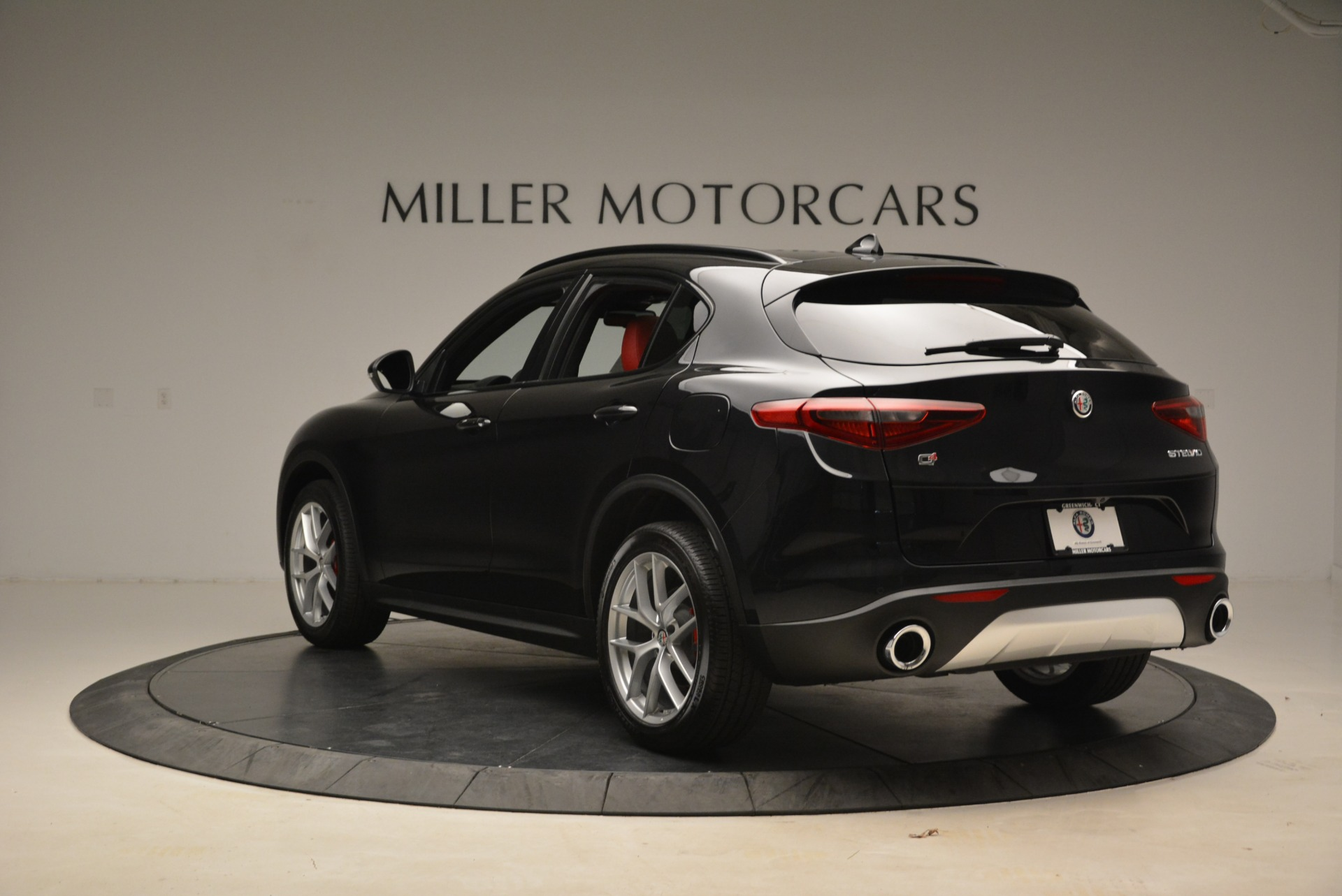 New 2018 Alfa Romeo Stelvio Ti Sport Q4 For Sale In Greenwich, CT 2300_p5
