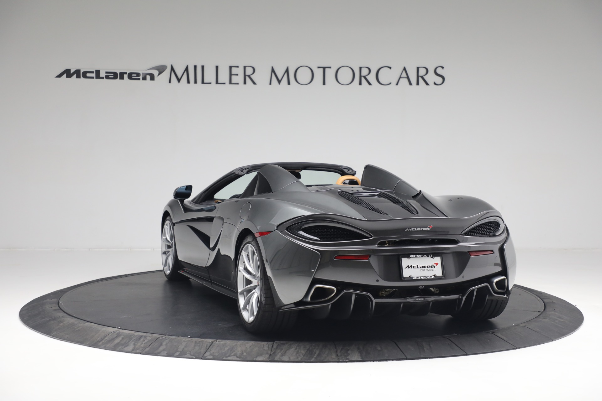 Used 2018 McLaren 570S Spider For Sale In Greenwich, CT 2308_p5