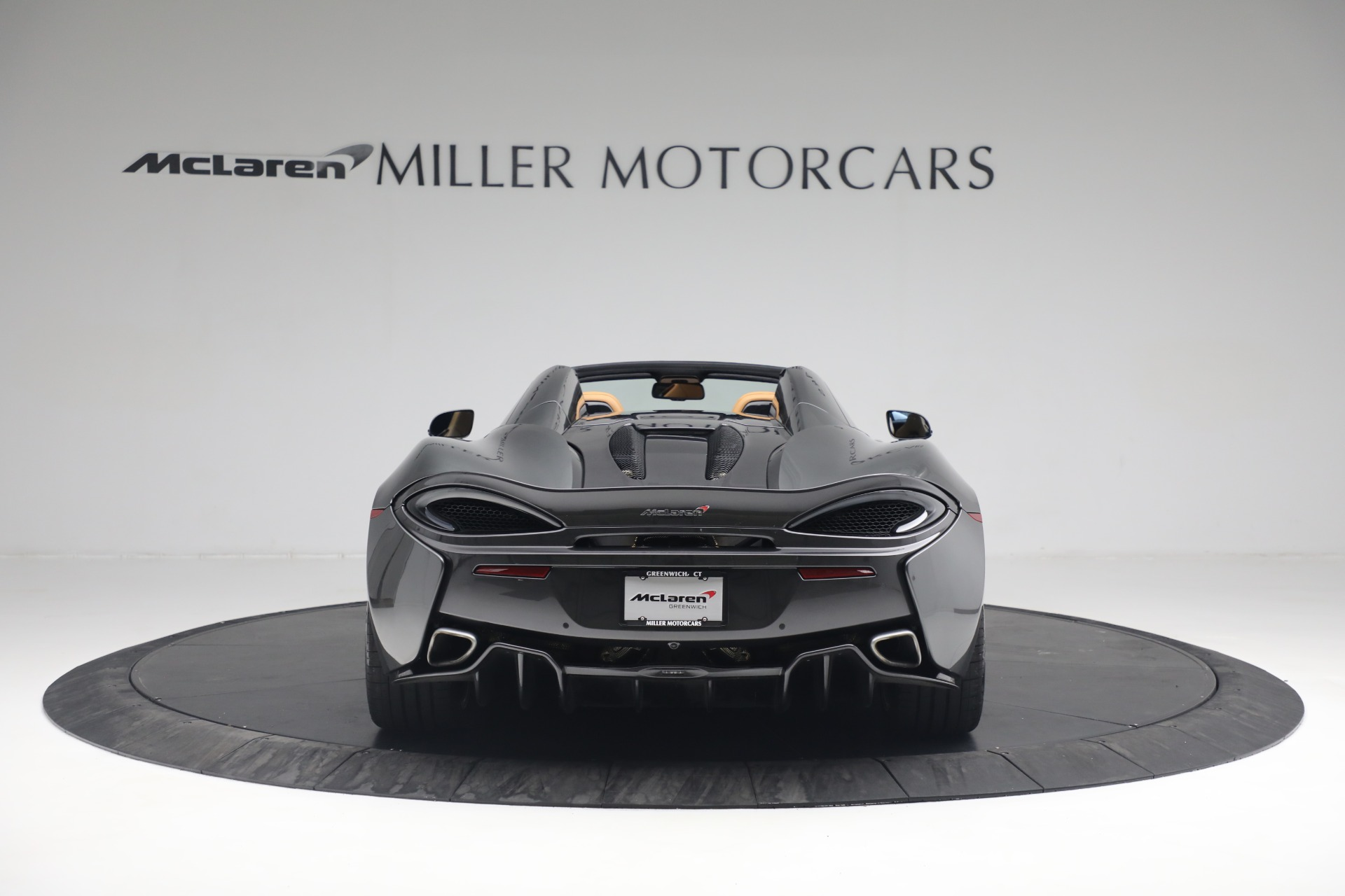 Used 2018 McLaren 570S Spider For Sale In Greenwich, CT 2308_p6