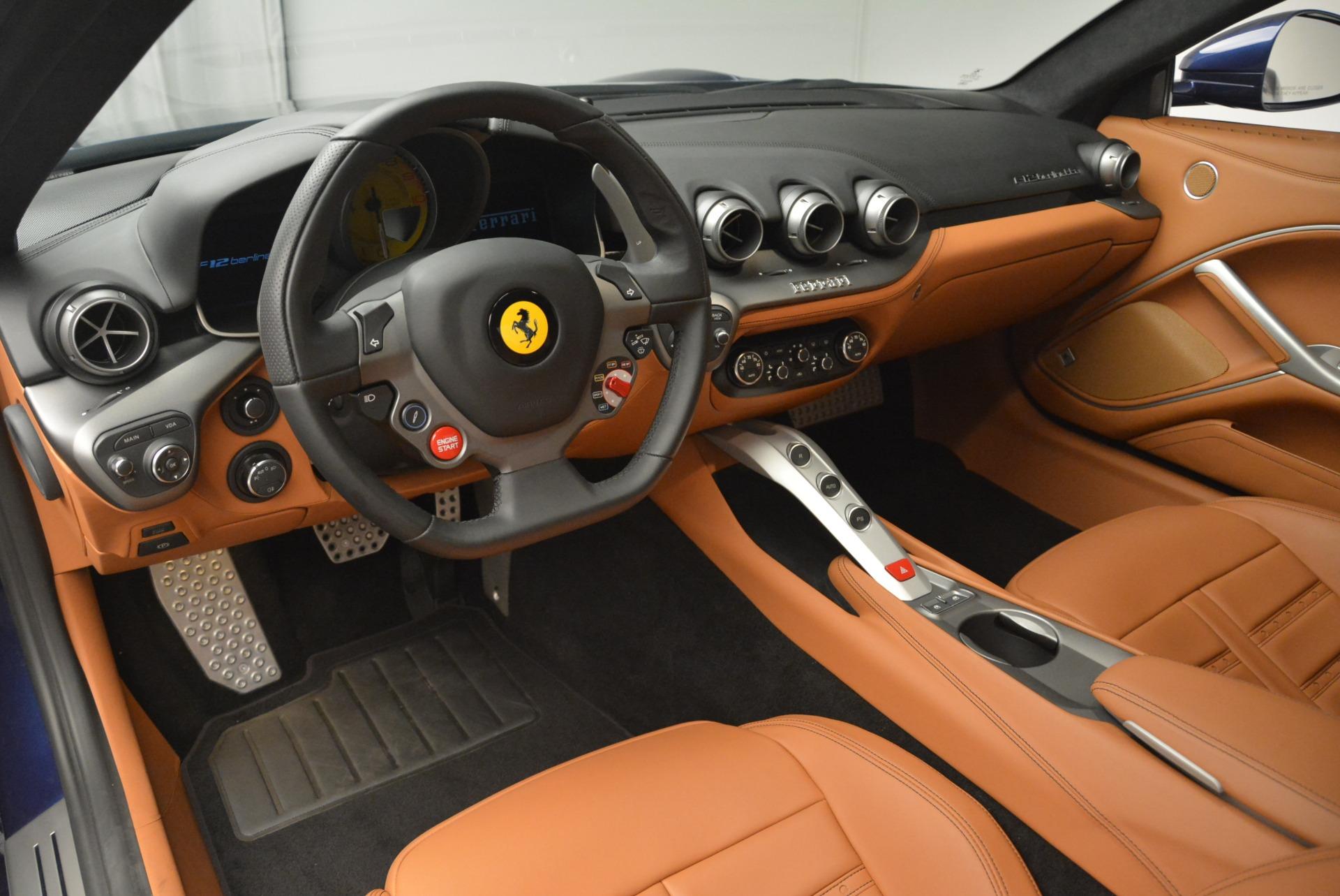 Used 2014 Ferrari F12 Berlinetta  For Sale In Greenwich, CT 2309_p13