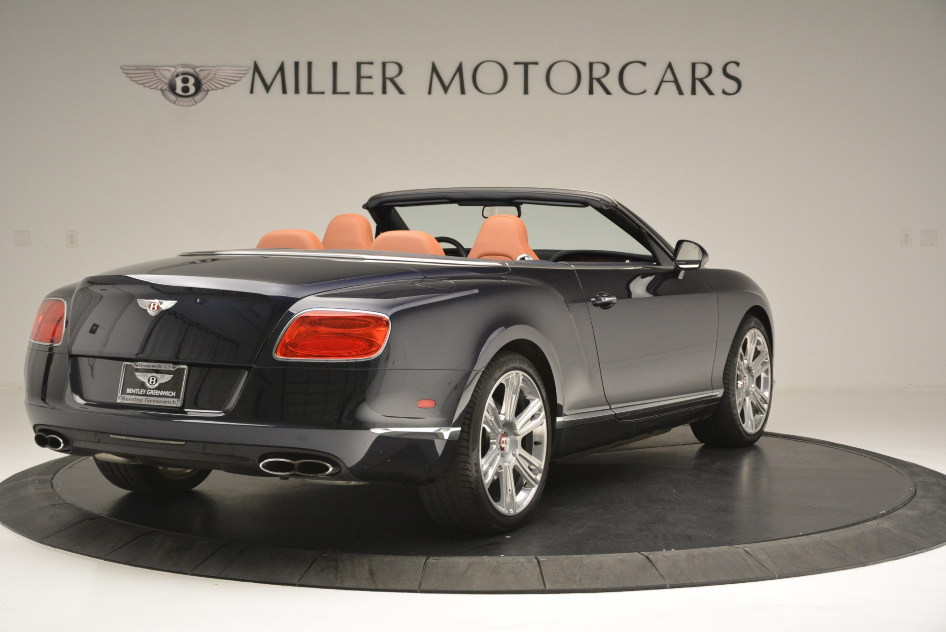 Used 2015 Bentley Continental GT V8 For Sale In Greenwich, CT 2310_p7