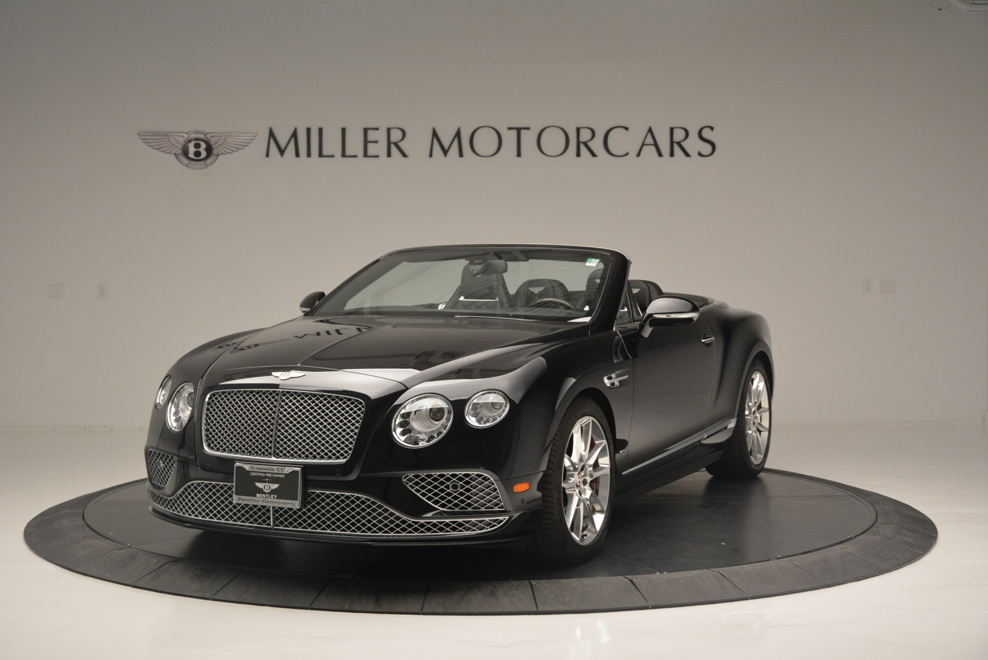 Used 2016 Bentley Continental GT V8 S For Sale In Greenwich, CT 2311_main