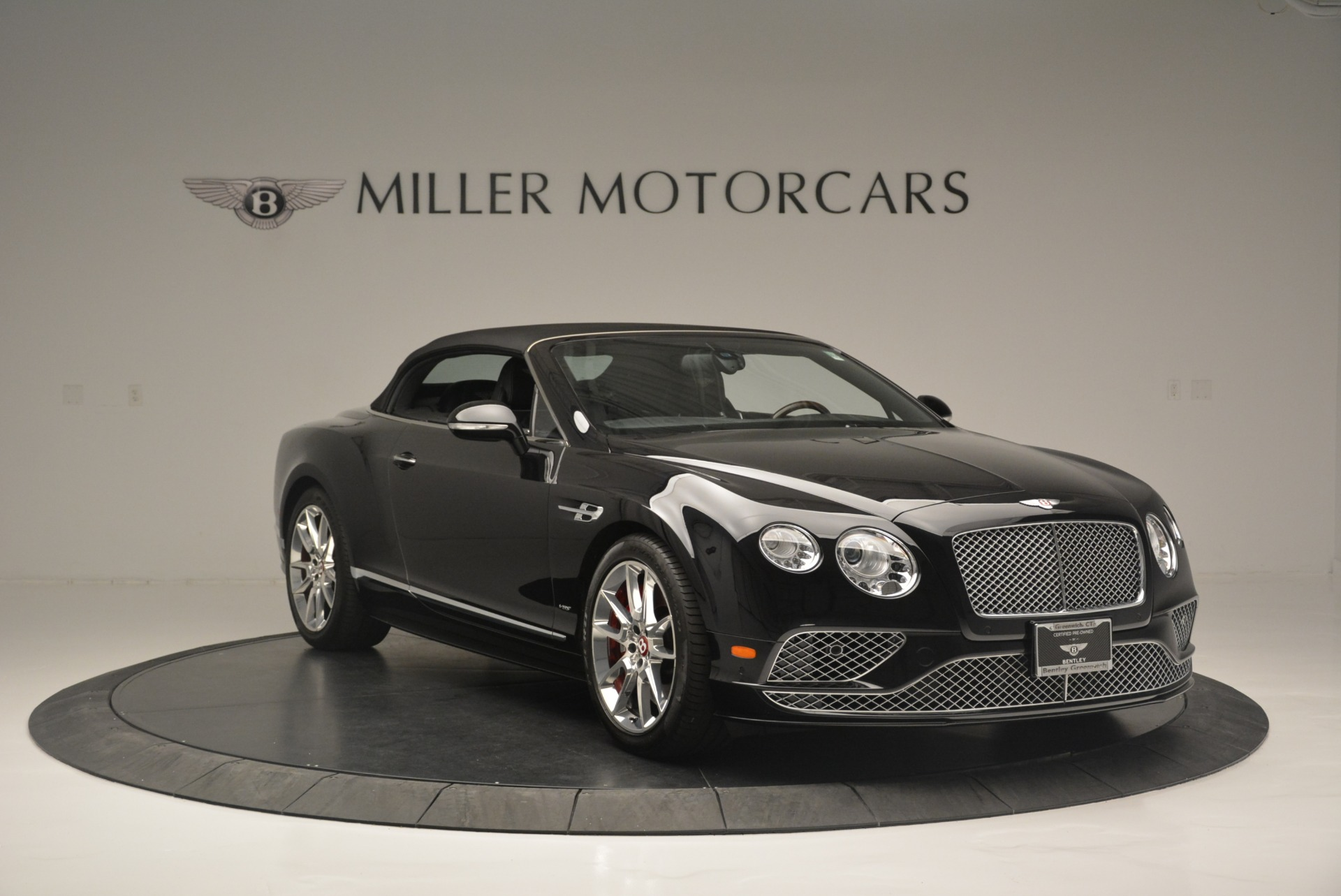 Used 2016 Bentley Continental GT V8 S For Sale In Greenwich, CT 2311_p20