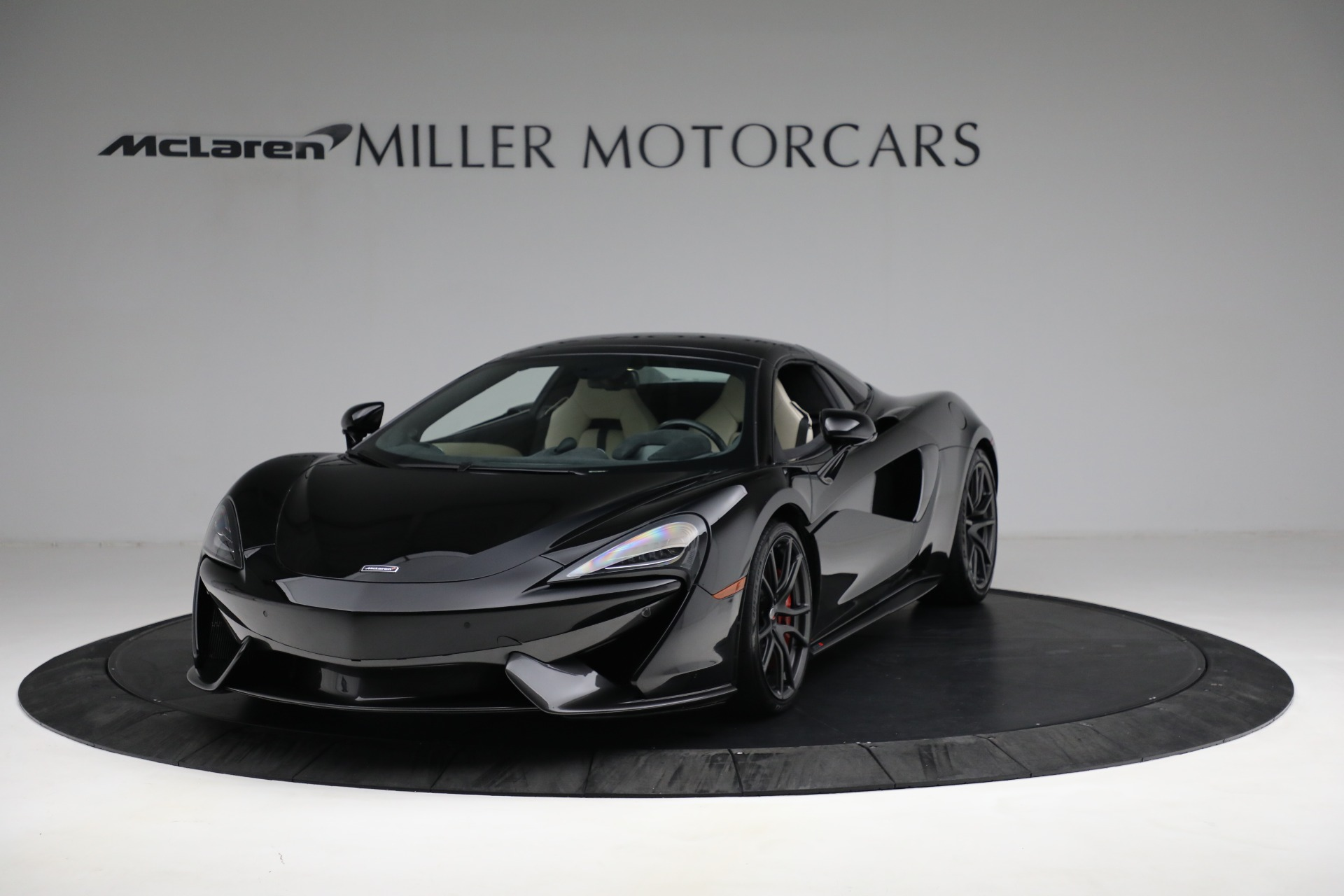 New 2018 McLaren 570S Spider For Sale In Greenwich, CT 2312_p13