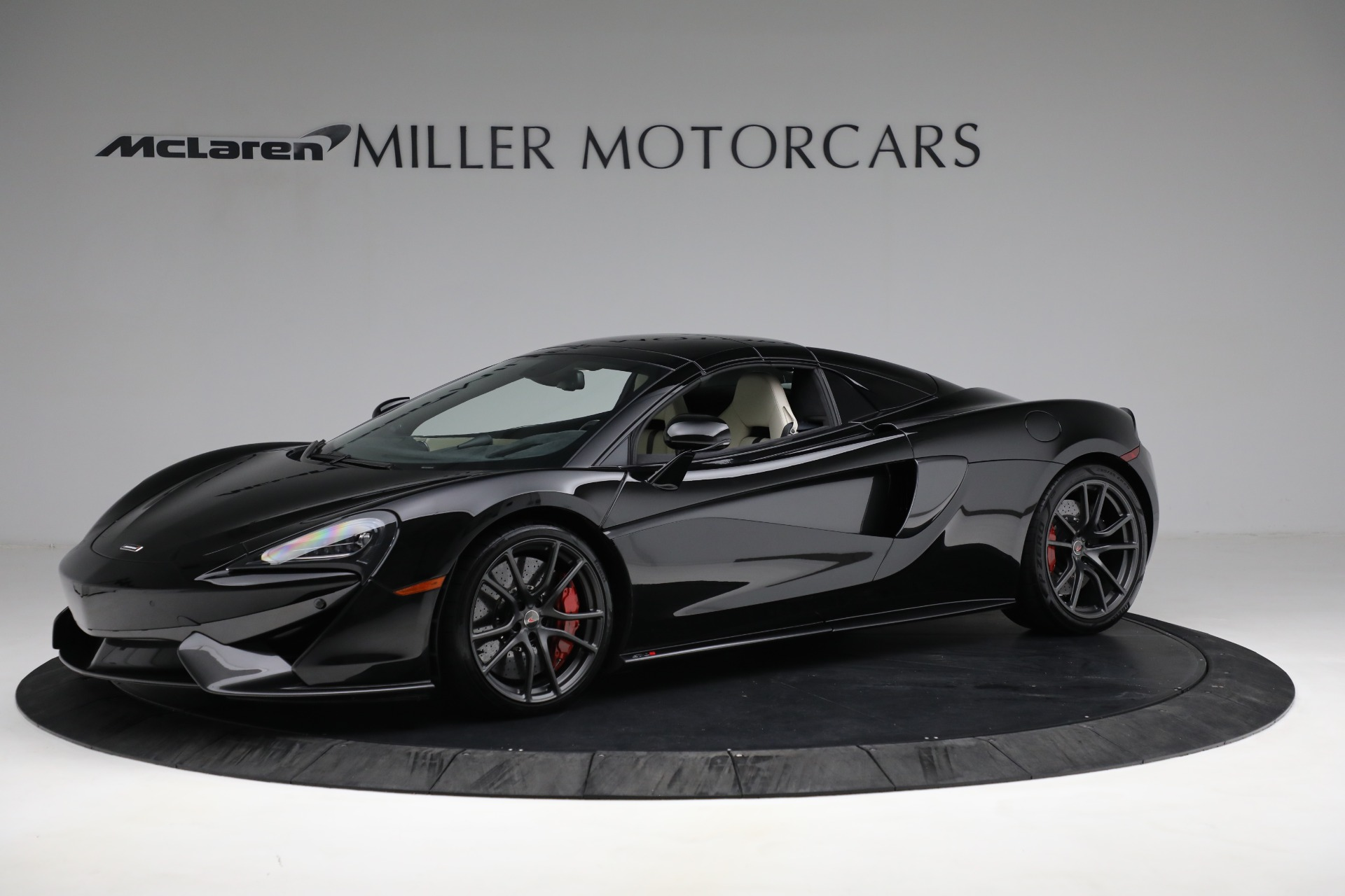 New 2018 McLaren 570S Spider For Sale In Greenwich, CT 2312_p14