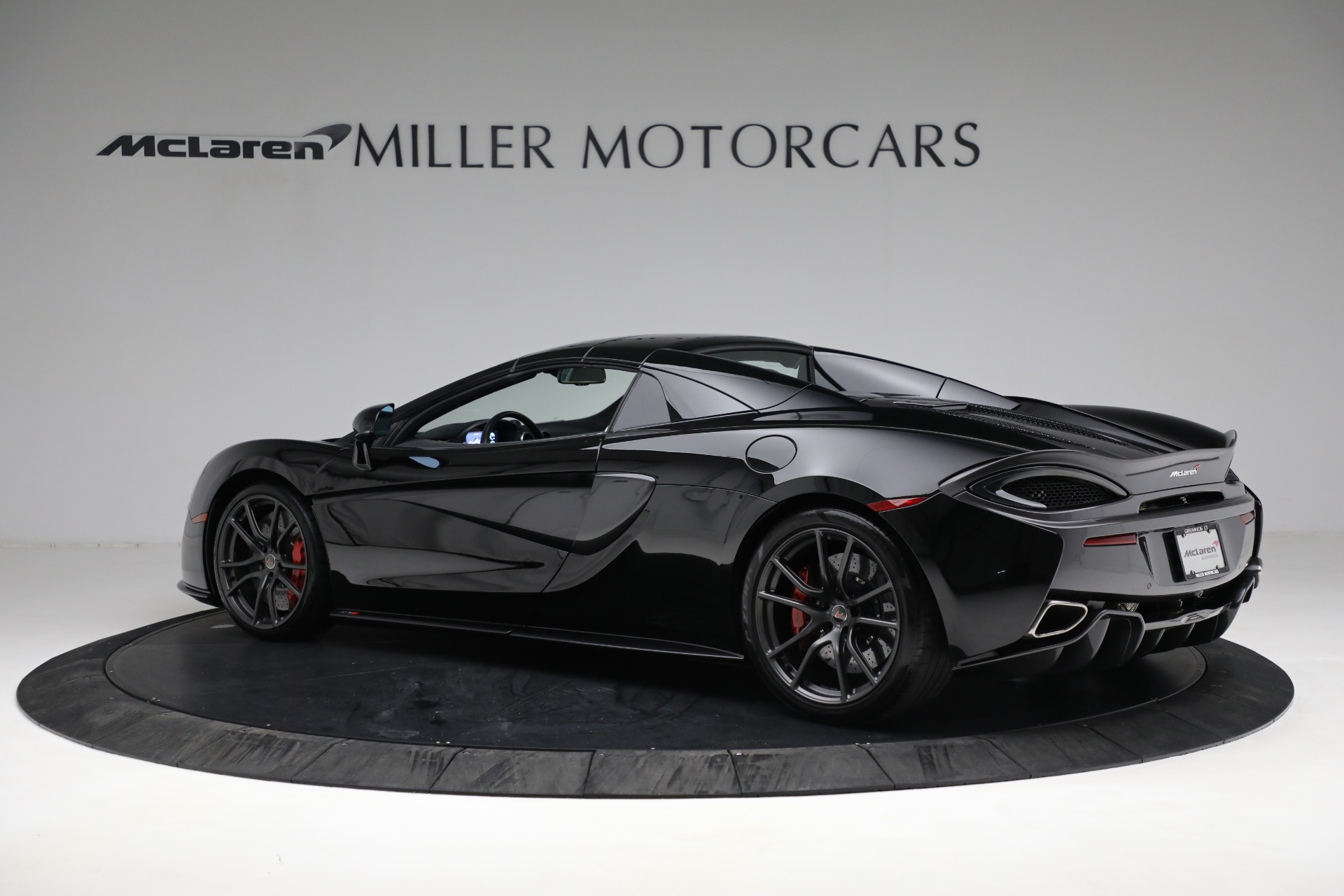 New 2018 McLaren 570S Spider For Sale In Greenwich, CT 2312_p16