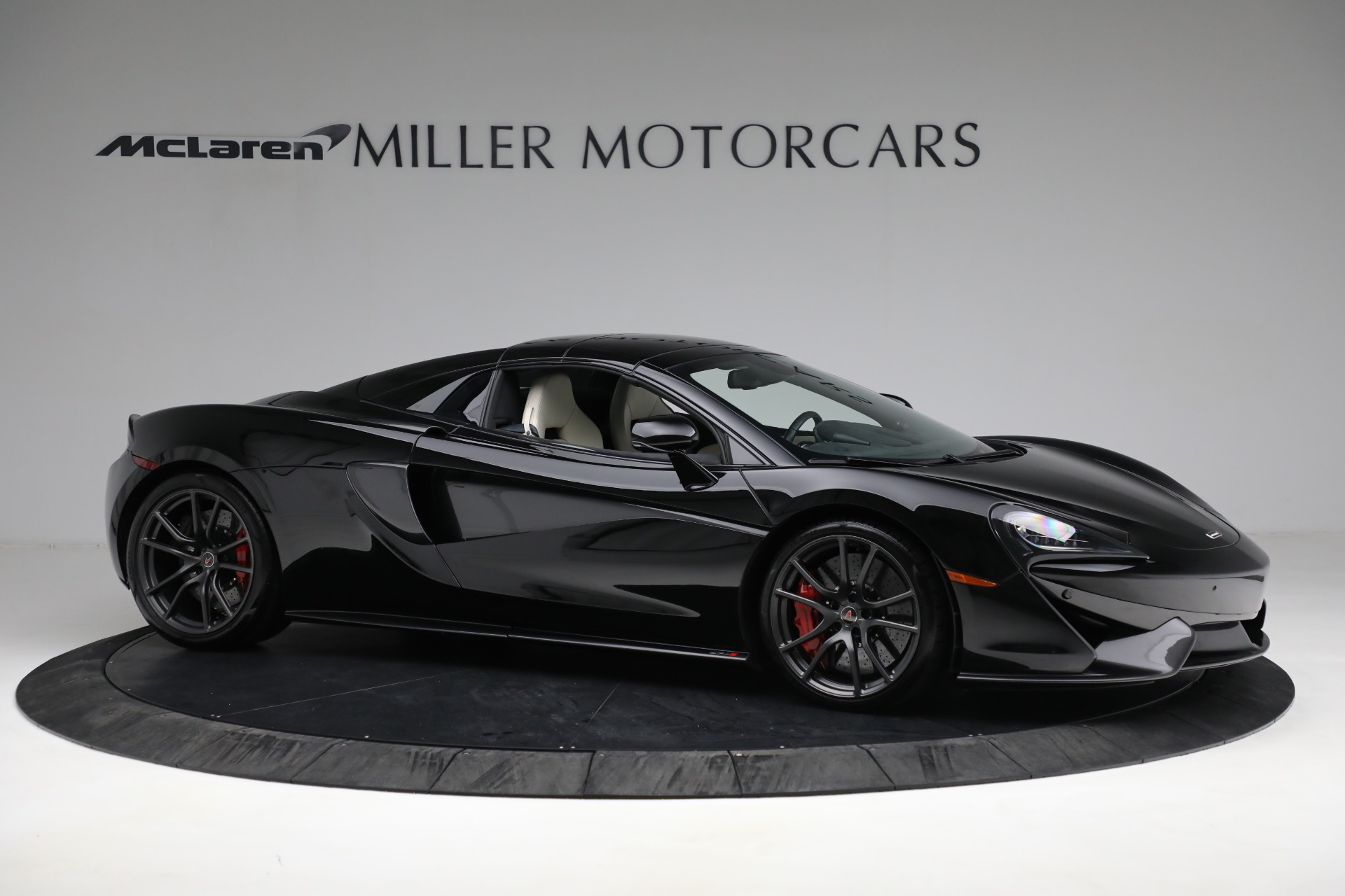 New 2018 McLaren 570S Spider For Sale In Greenwich, CT 2312_p18