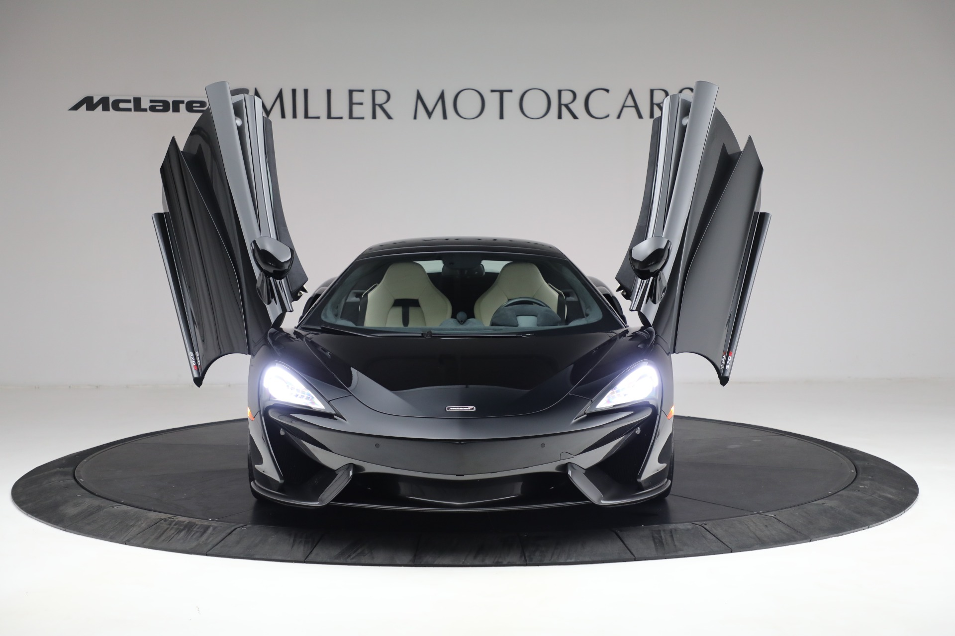 New 2018 McLaren 570S Spider For Sale In Greenwich, CT 2312_p21