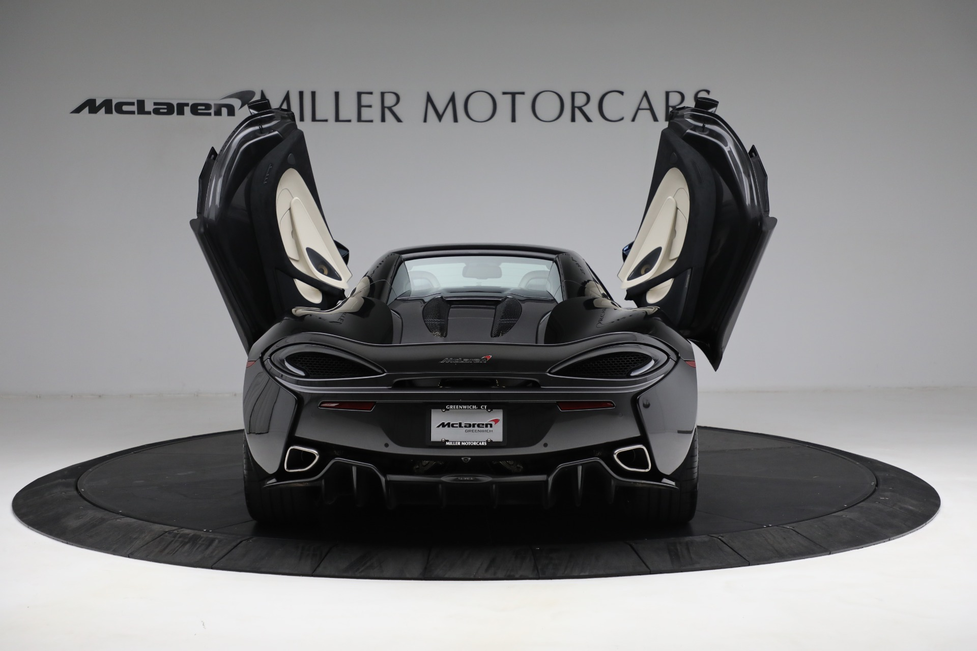 New 2018 McLaren 570S Spider For Sale In Greenwich, CT 2312_p25