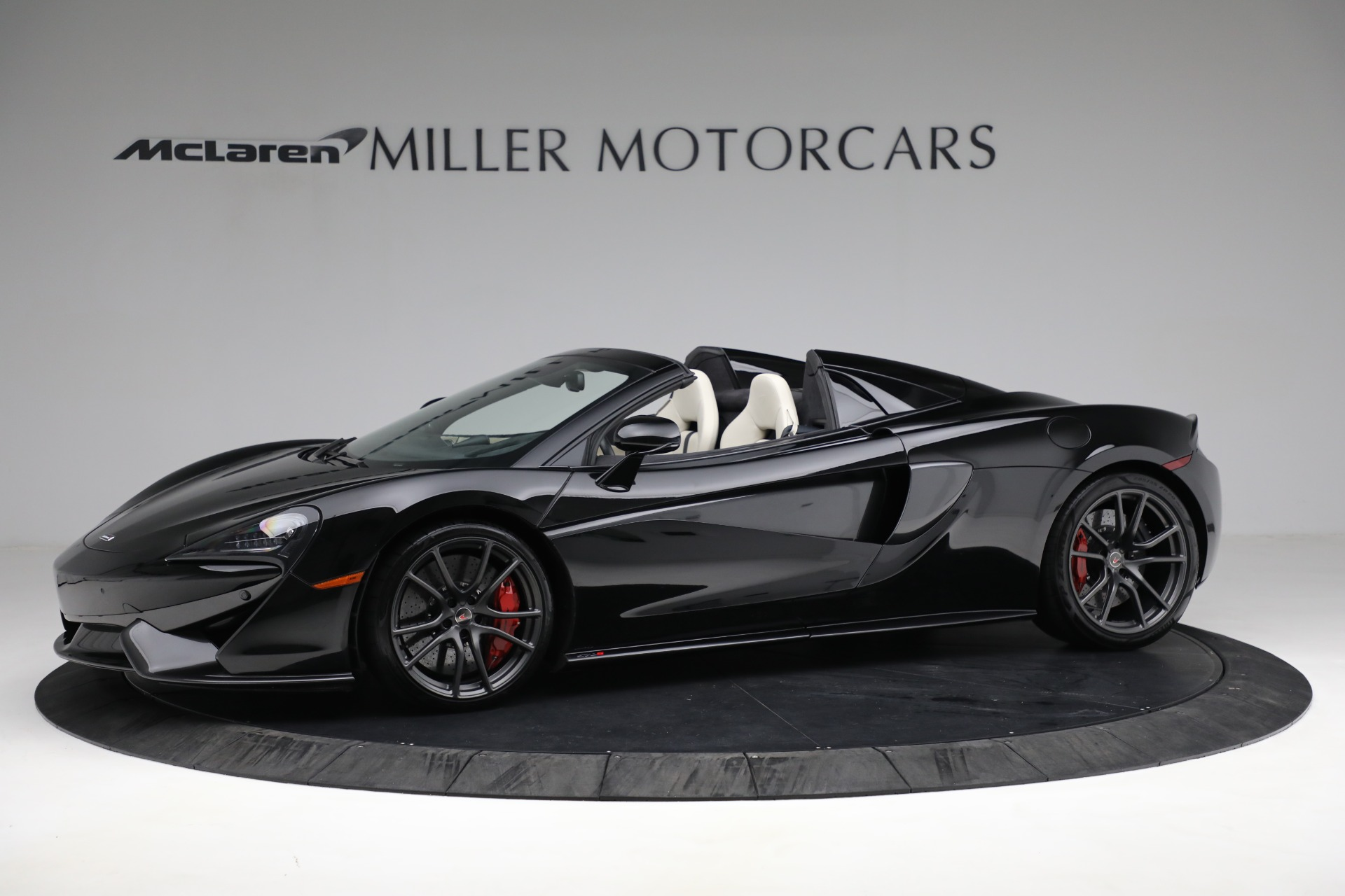 New 2018 McLaren 570S Spider For Sale In Greenwich, CT 2312_p2