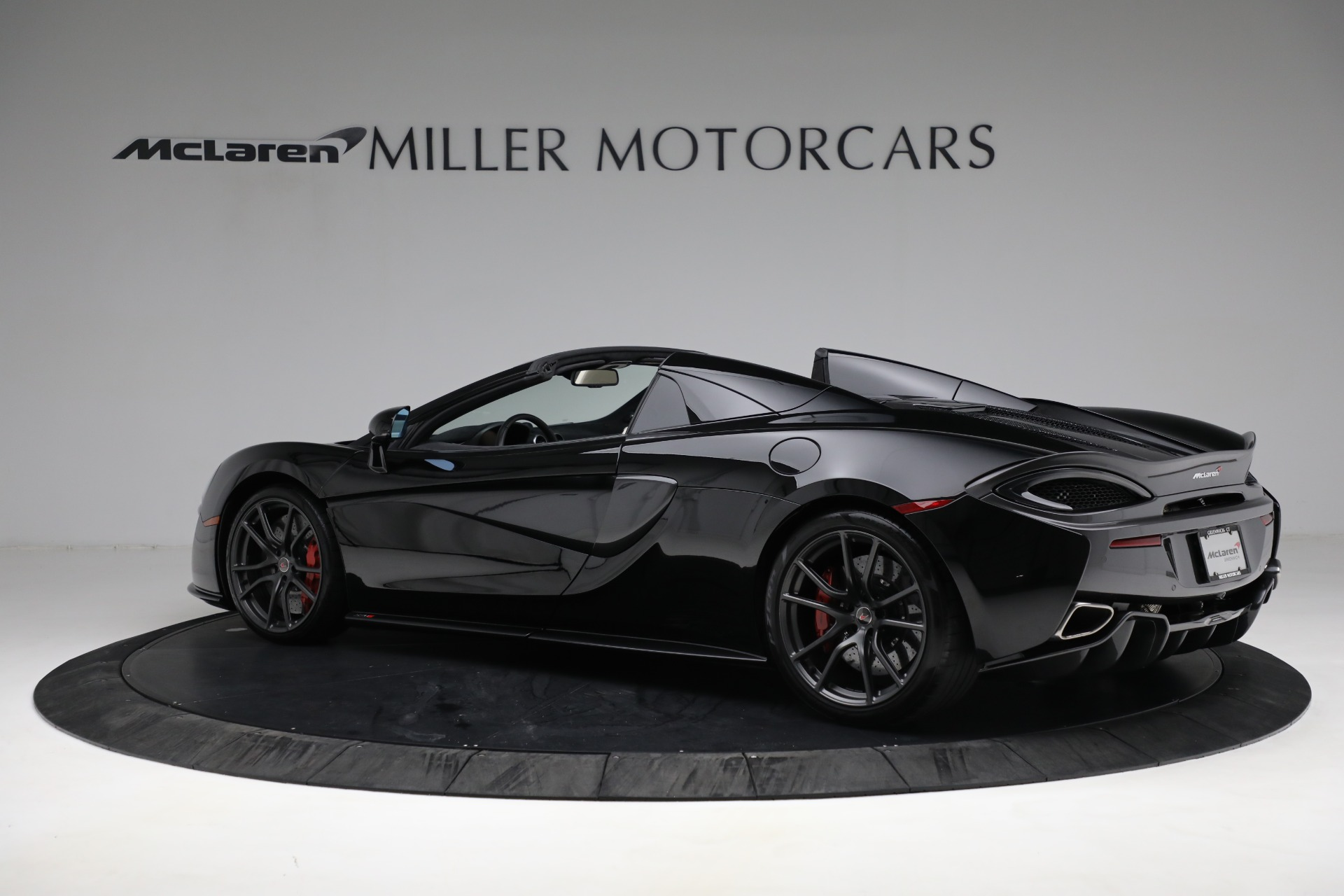 New 2018 McLaren 570S Spider For Sale In Greenwich, CT 2312_p4