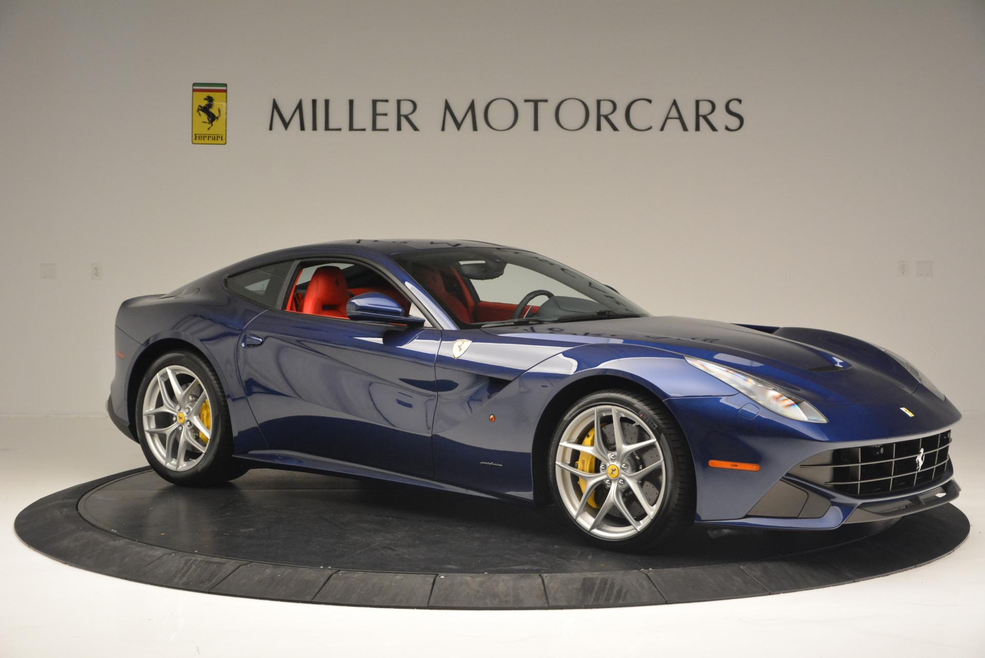Used 2016 Ferrari F12 Berlinetta  For Sale In Greenwich, CT 2315_p10
