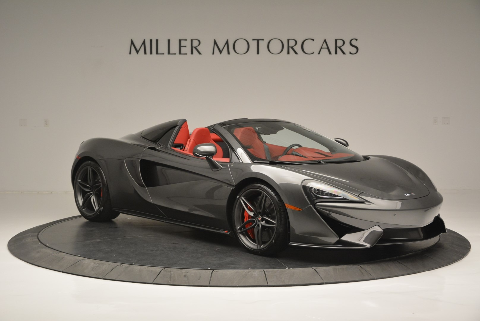 New 2018 McLaren 570S Spider For Sale In Greenwich, CT 2316_p10
