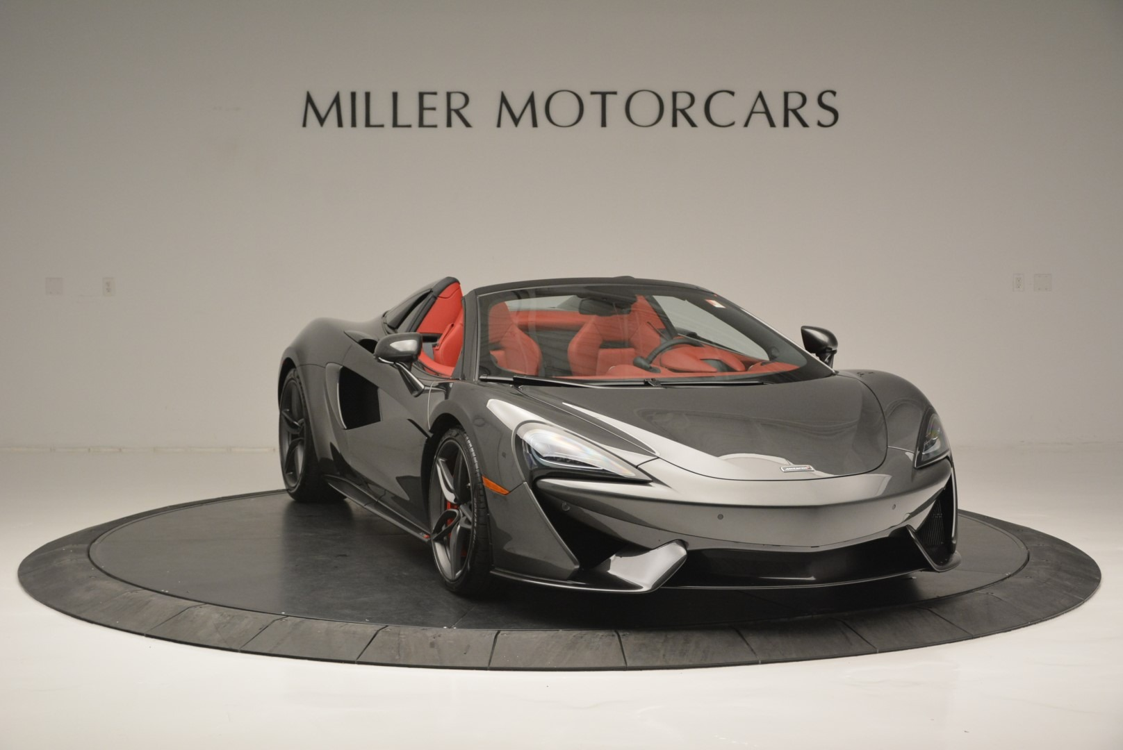 New 2018 McLaren 570S Spider For Sale In Greenwich, CT 2316_p11
