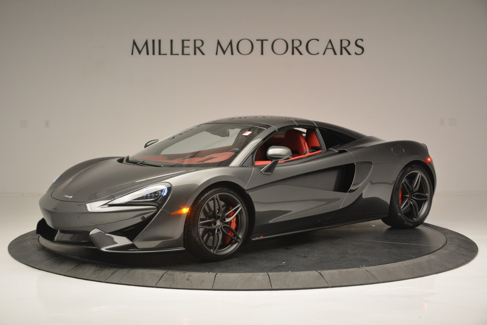 New 2018 McLaren 570S Spider For Sale In Greenwich, CT 2316_p15