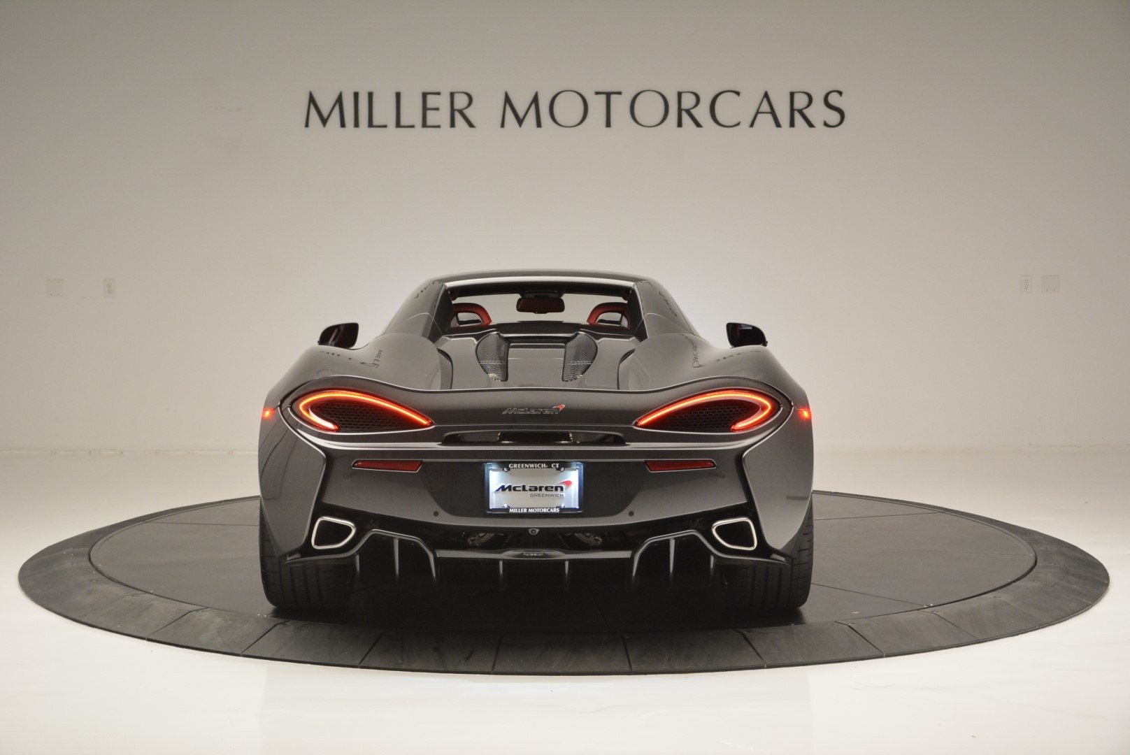 New 2018 McLaren 570S Spider For Sale In Greenwich, CT 2316_p18