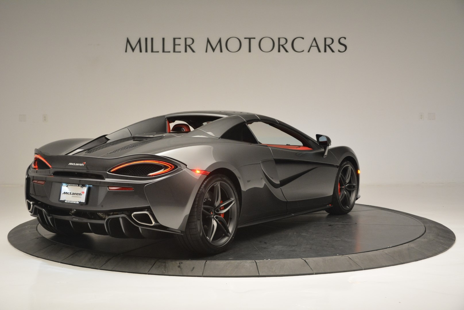 New 2018 McLaren 570S Spider For Sale In Greenwich, CT 2316_p19